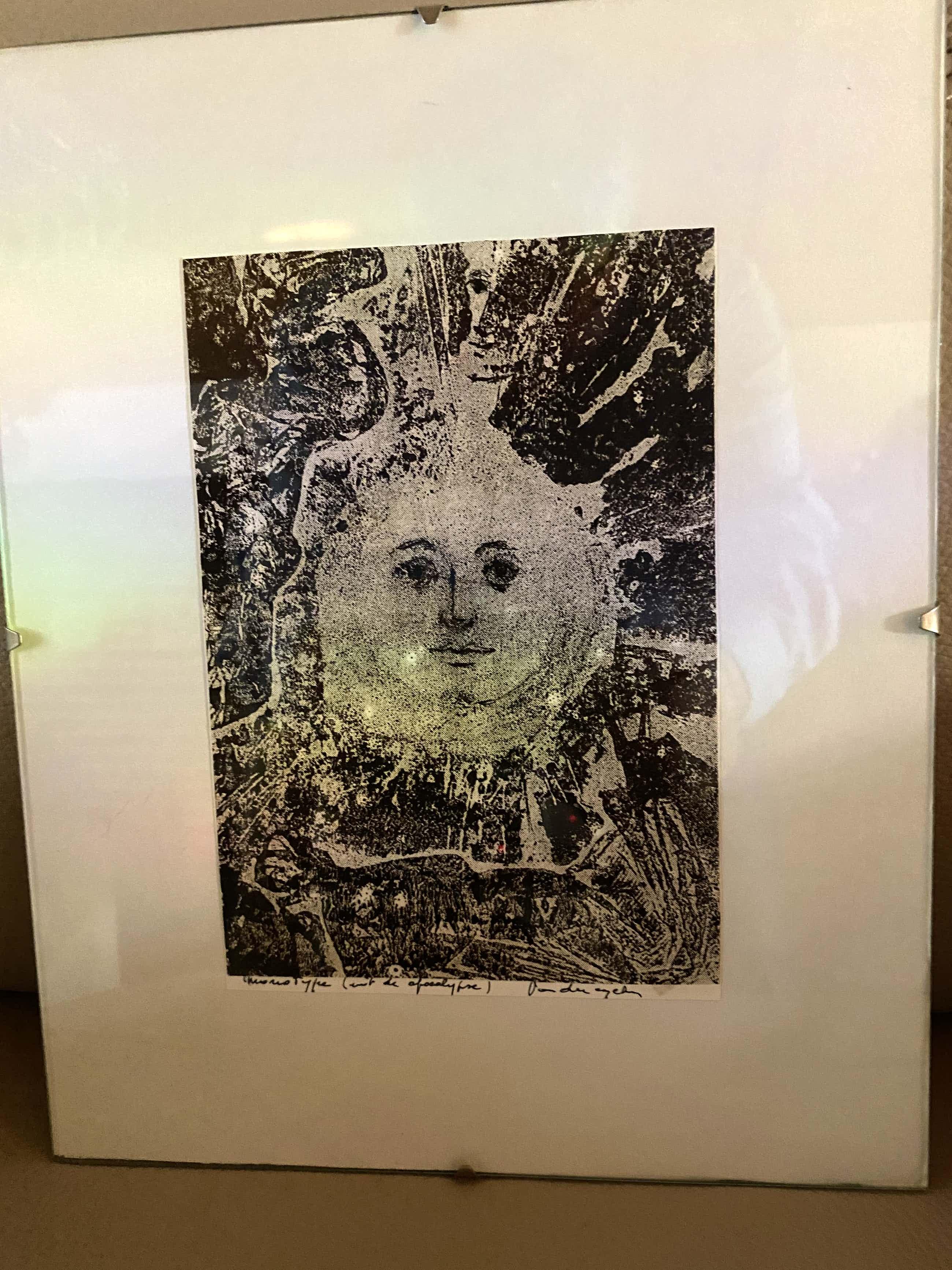 Robert Vandereycken - Monotype (uit de Apocalypse) kopen? Bied vanaf 48!