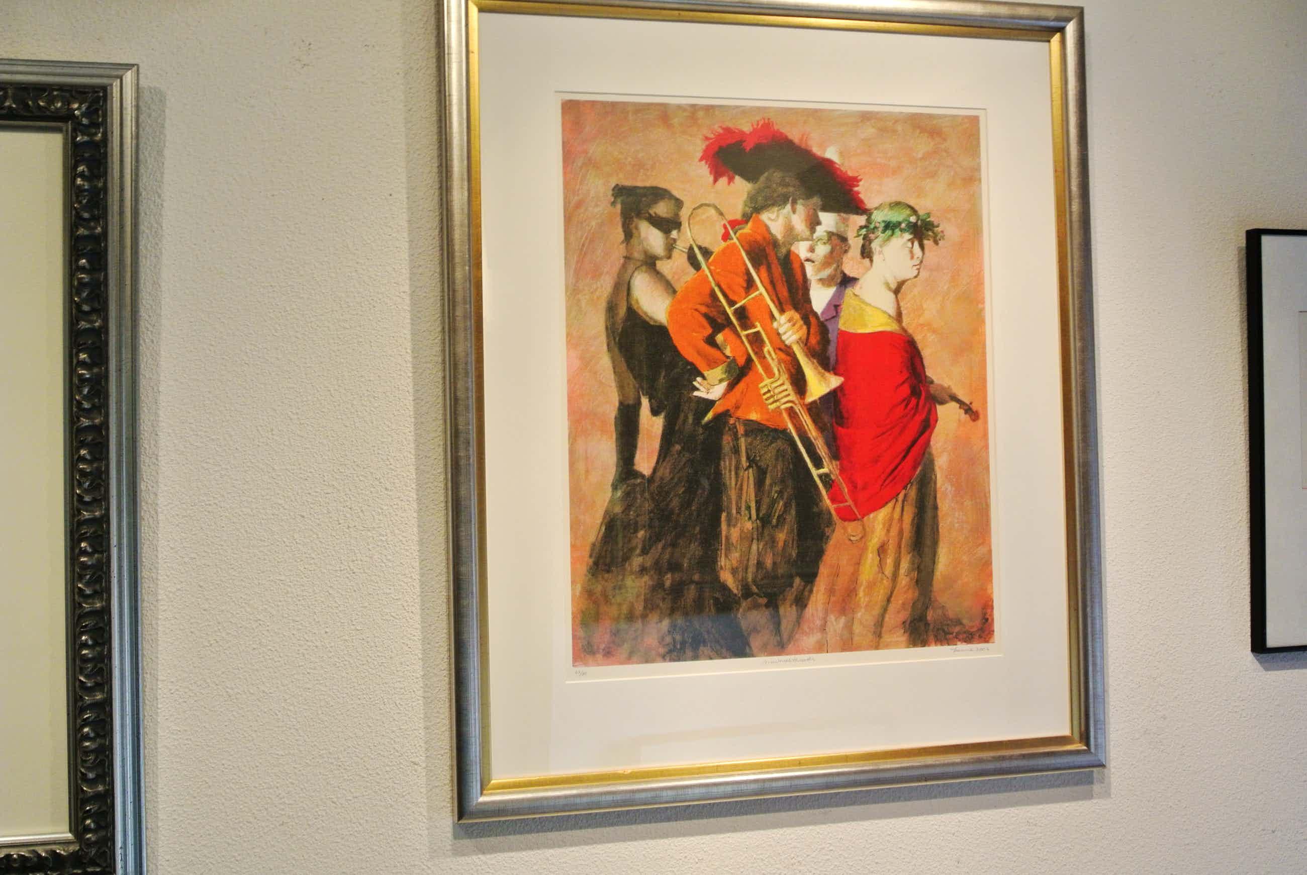 Kenne Gregoire - Muzikanten(Marionetten Theater) Ged.2002 kopen? Bied vanaf 90!