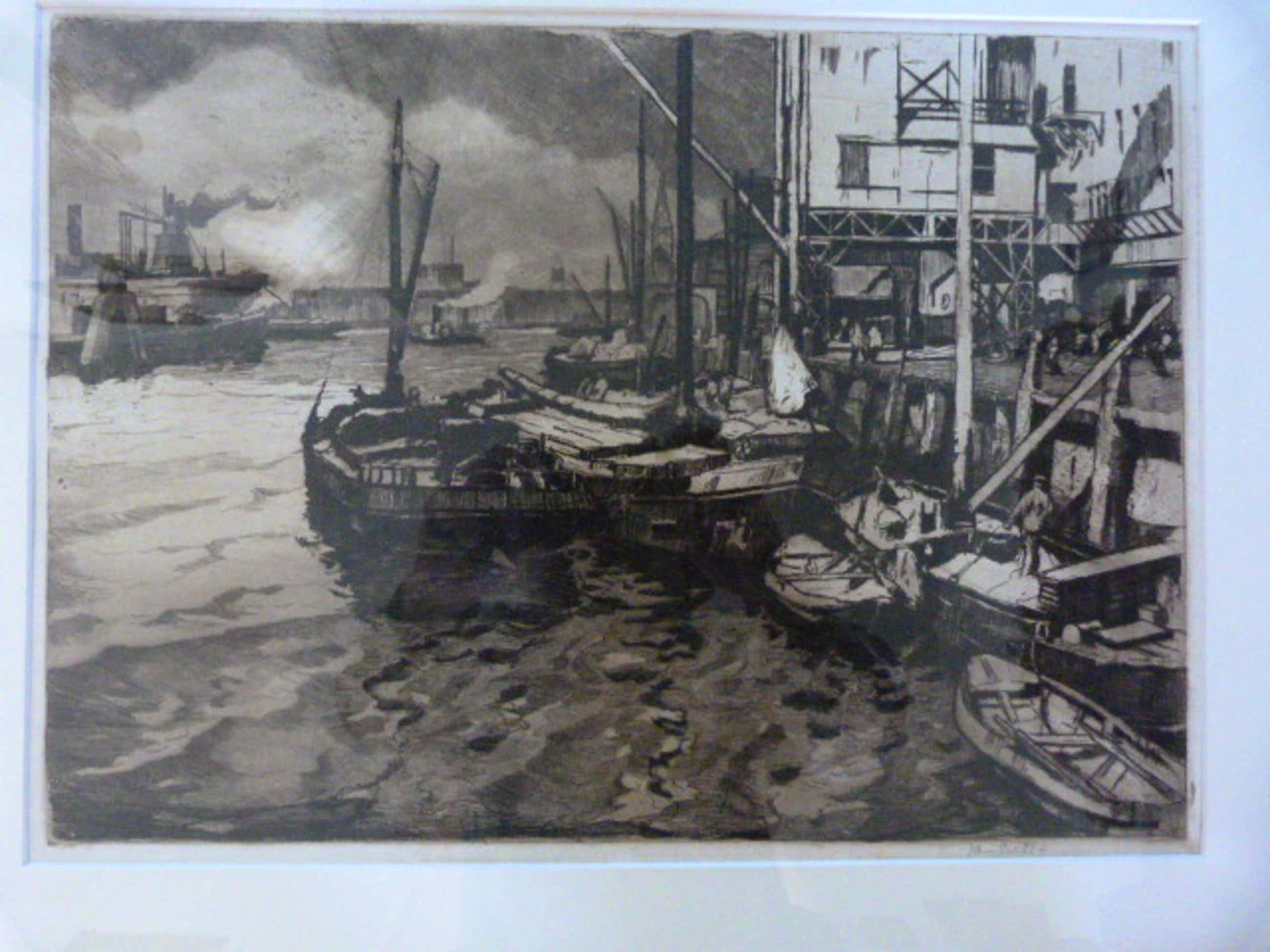 Jan Sirks - Haven in Rotterdam kopen? Bied vanaf 50!