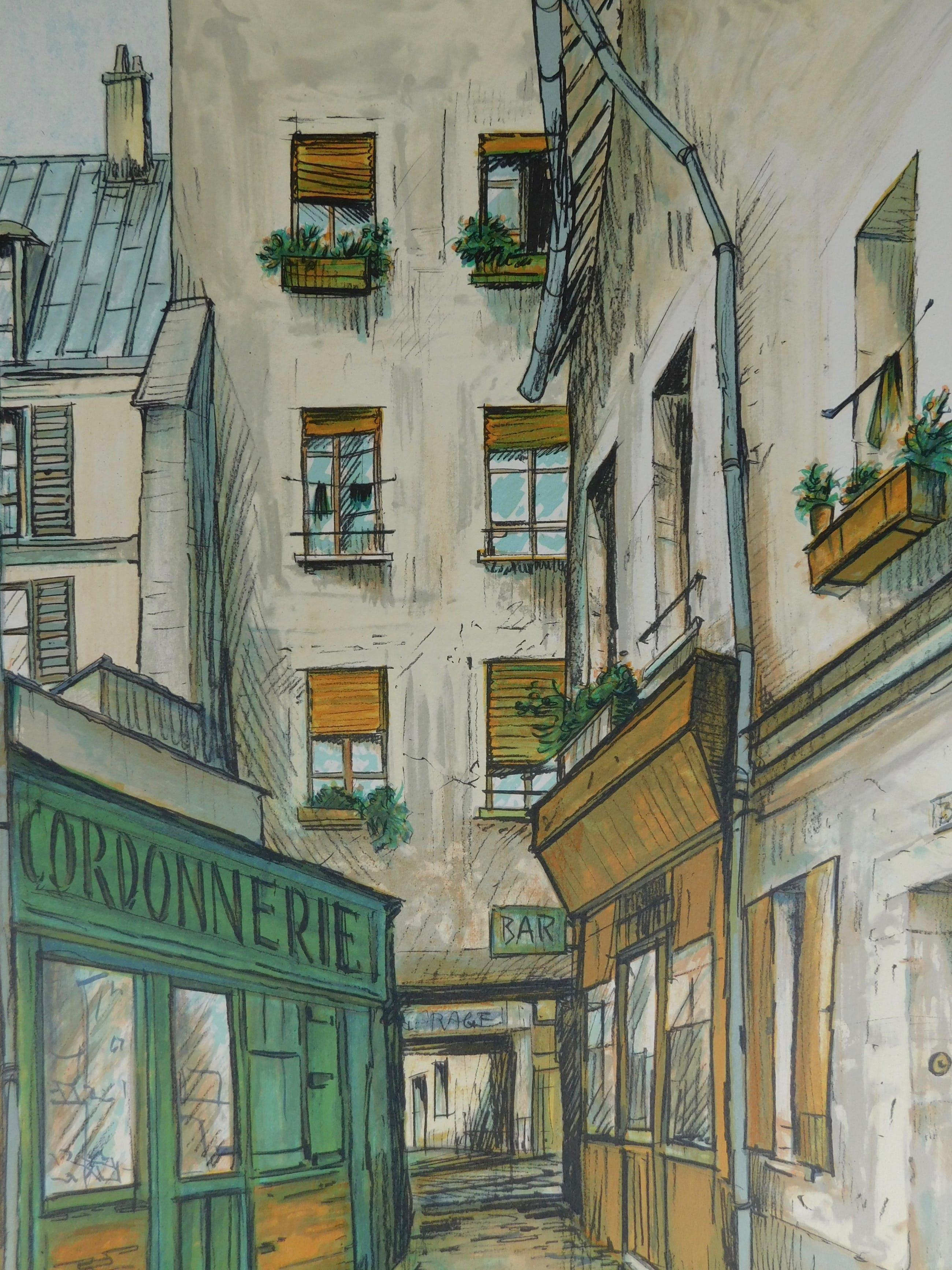 Paul Gabriel Hubert - Le petit magasin vert kopen? Bied vanaf 25!