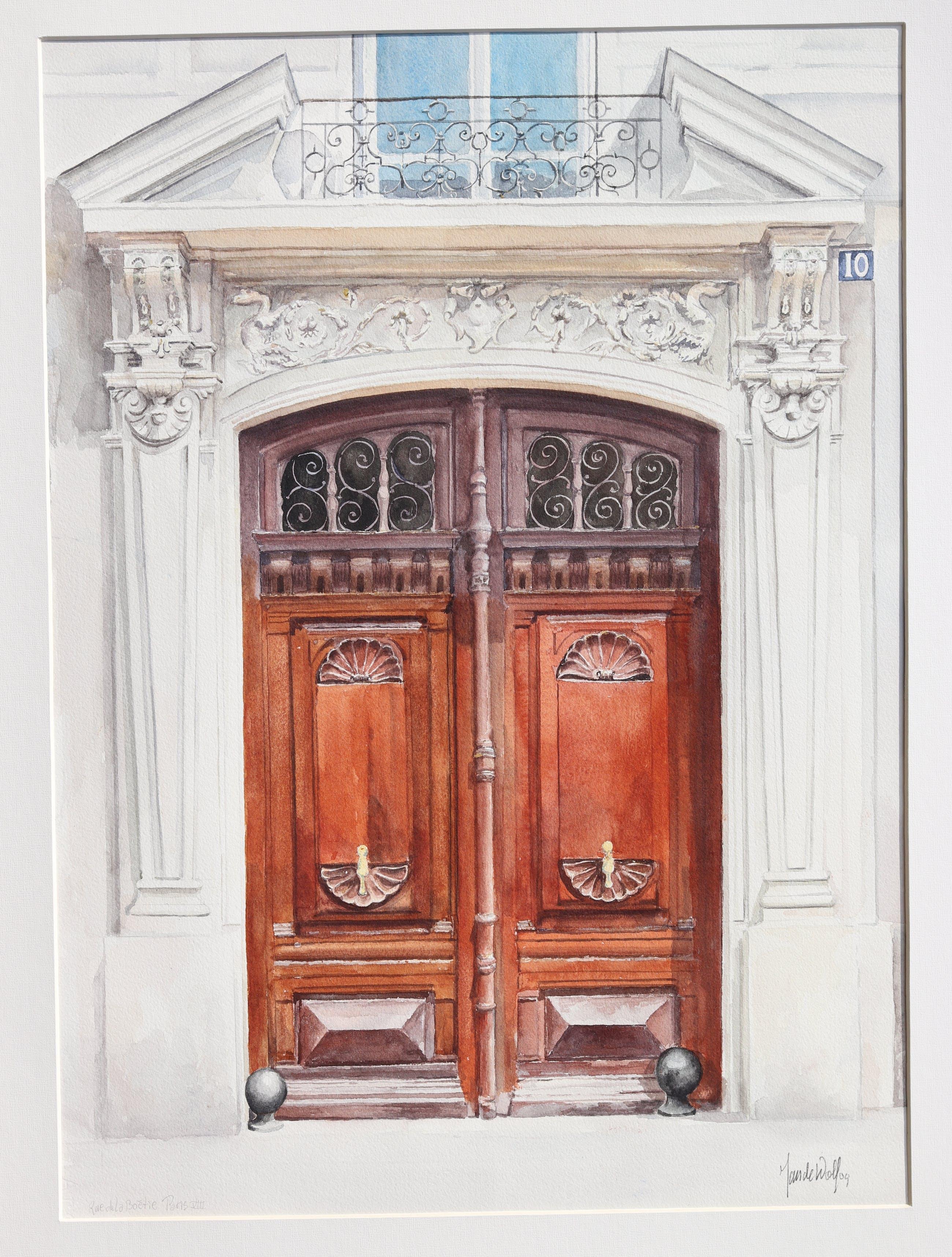 Jan de Wolf - Rue de la Boétie Paris VIII kopen? Bied vanaf 190!