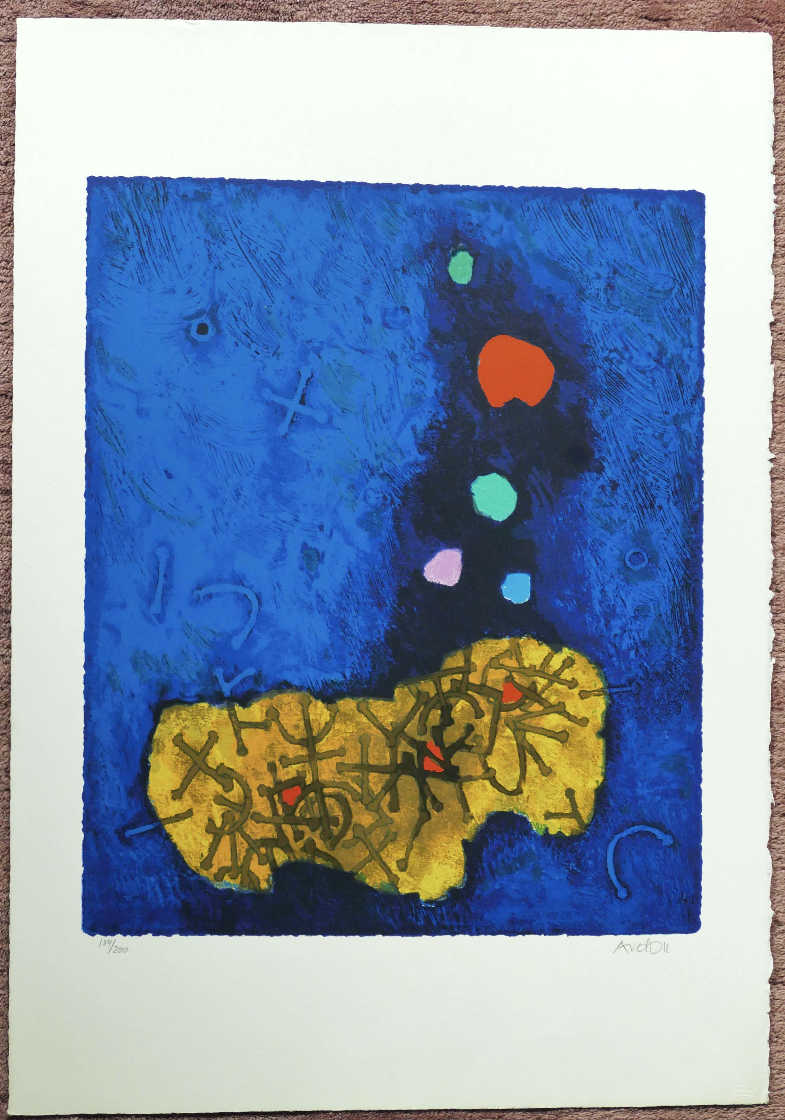 Mordecai Ardon - Signs from the past kopen? Bied vanaf 250!