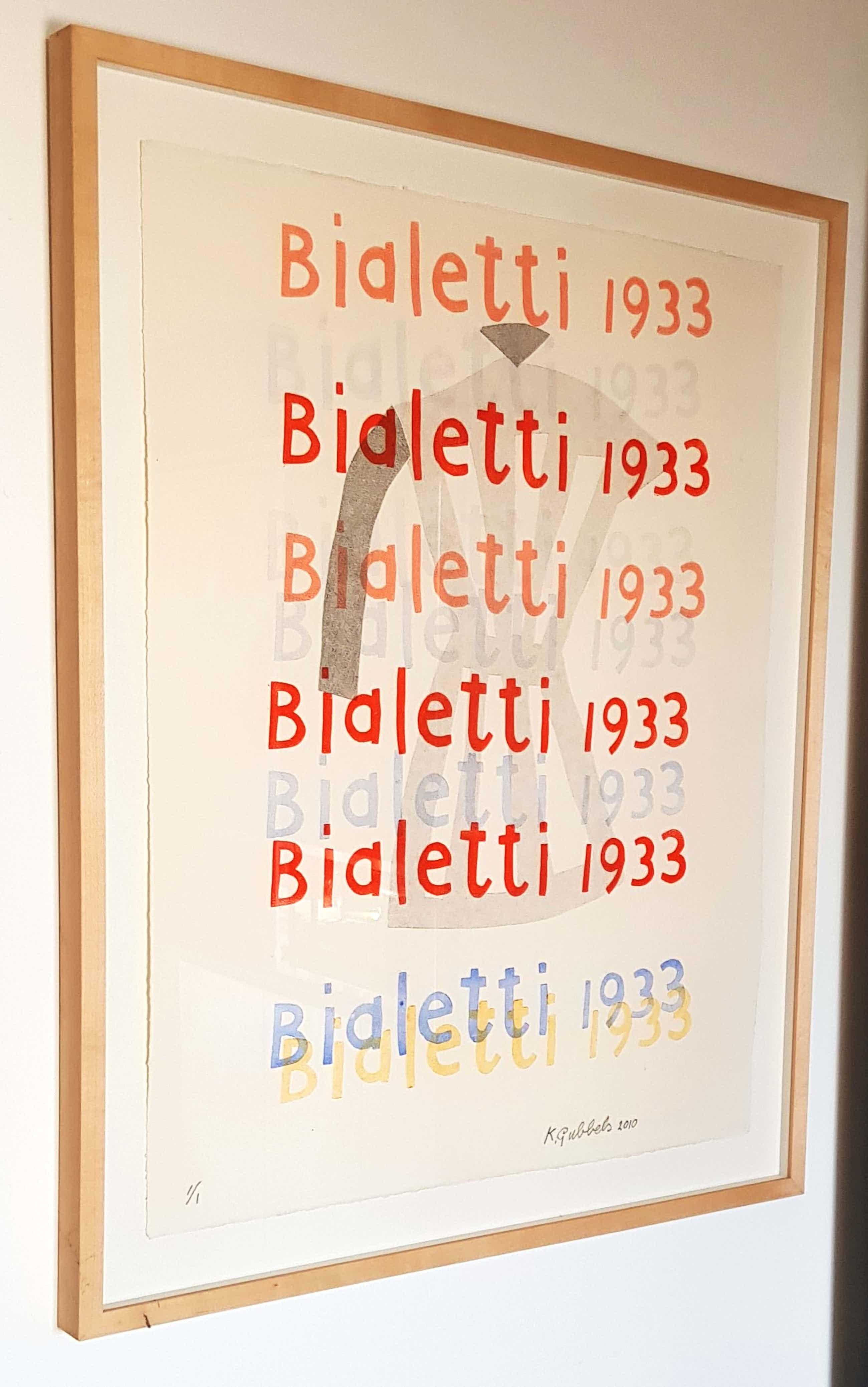 Klaas Gubbels - Klaas Gubbels Bialetti 2010. Uniek exemplaar! Oplage 1 kopen? Bied vanaf 675!