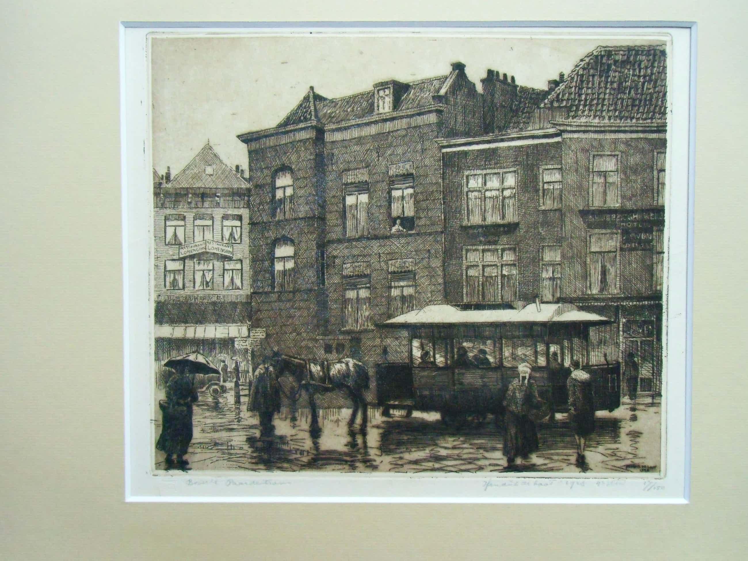 Hendrik de Laat - BOSSCHE PAARDETRAM kopen? Bied vanaf 70!