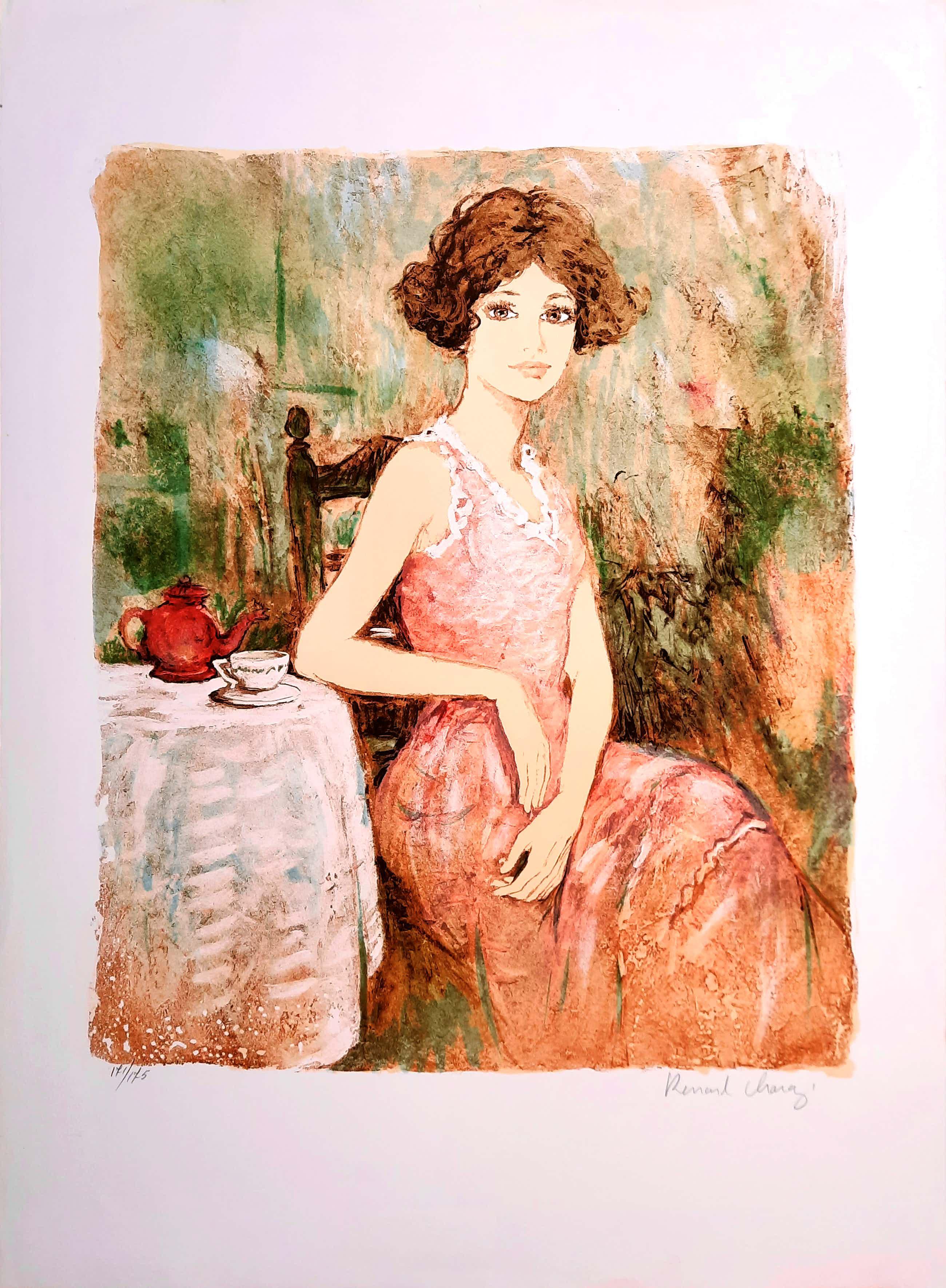 Bernard Charoy - steendruk - Chez Marie Laure uit 1956 -21985 kopen? Bied vanaf 75!