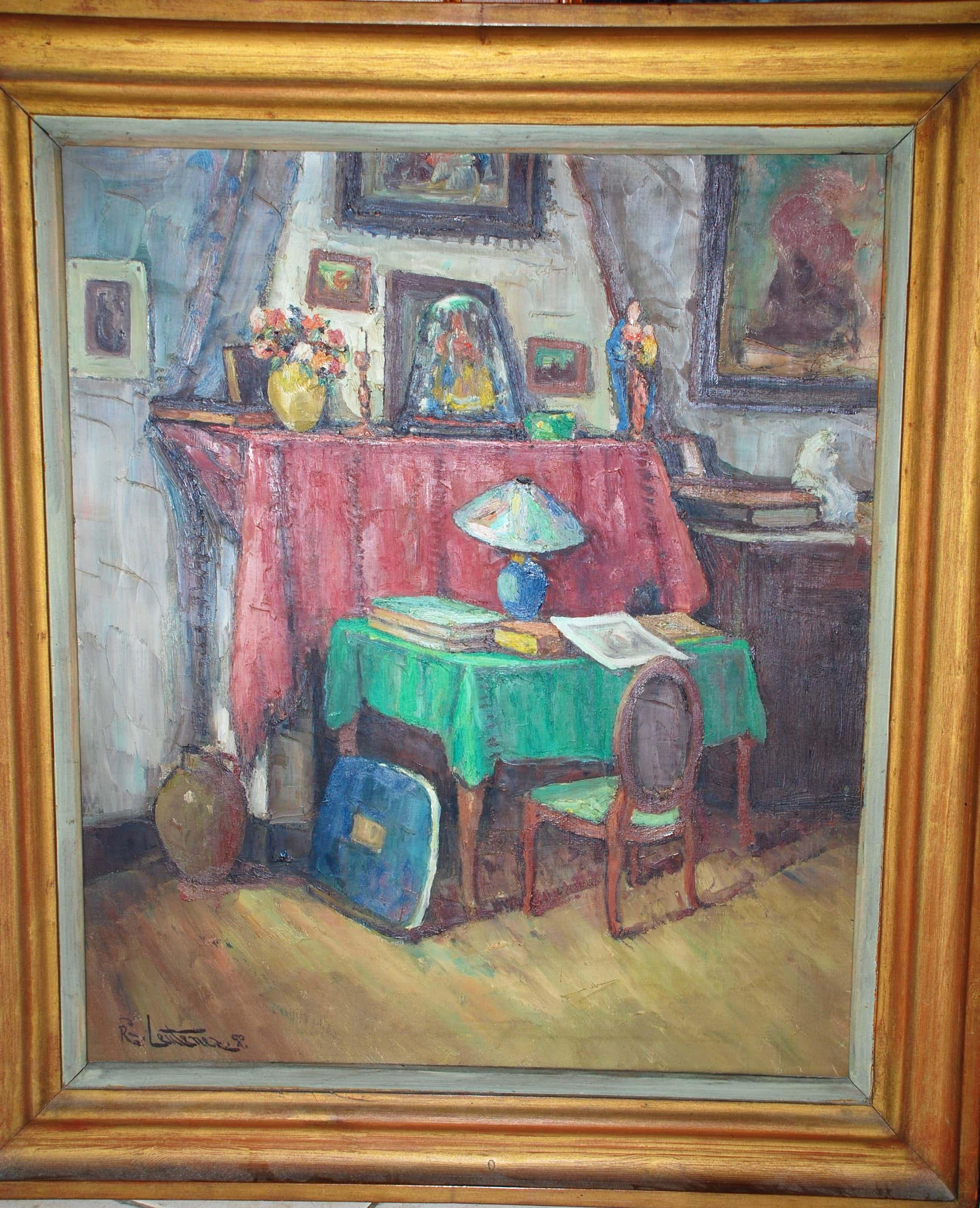 Richard Leon Leutenez - Huiskamer kopen? Bied vanaf 250!