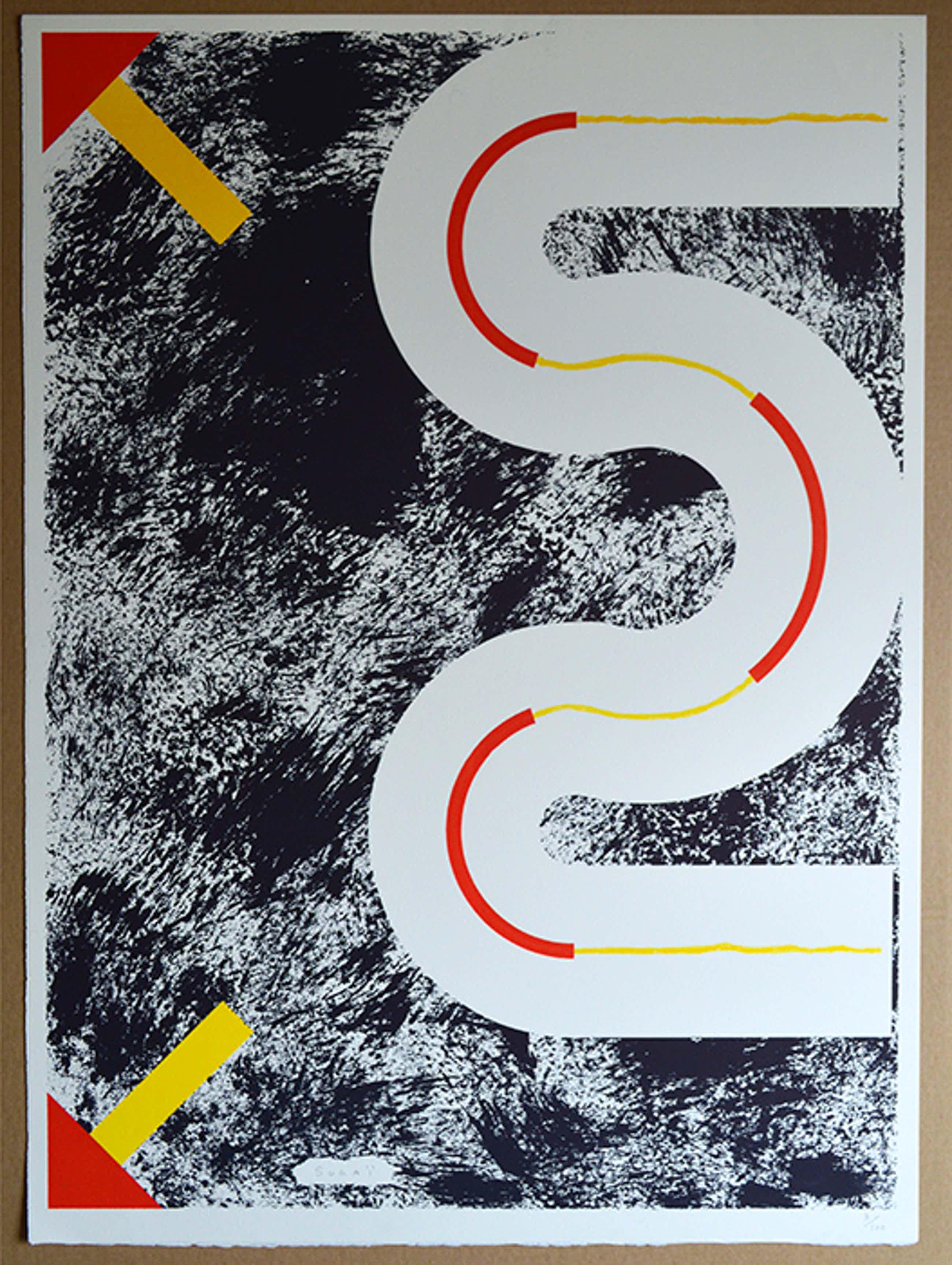 Kumi Sugai - Original Farblithografie kopen? Bied vanaf 225!