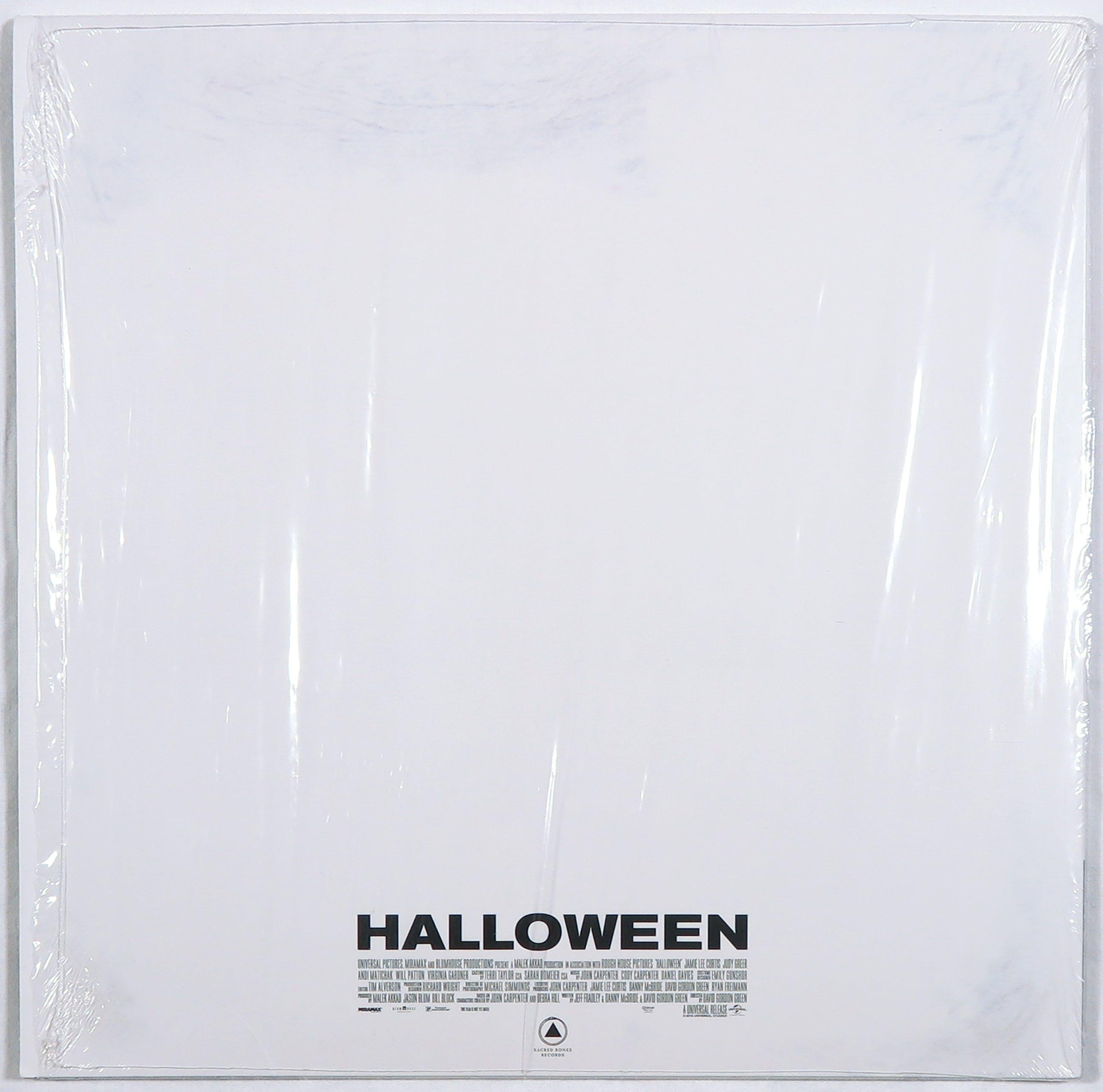 John Carpenter - Halloween - Gelimiteerde uitgave op Red Splattered Vinyl kopen? Bied vanaf 45!