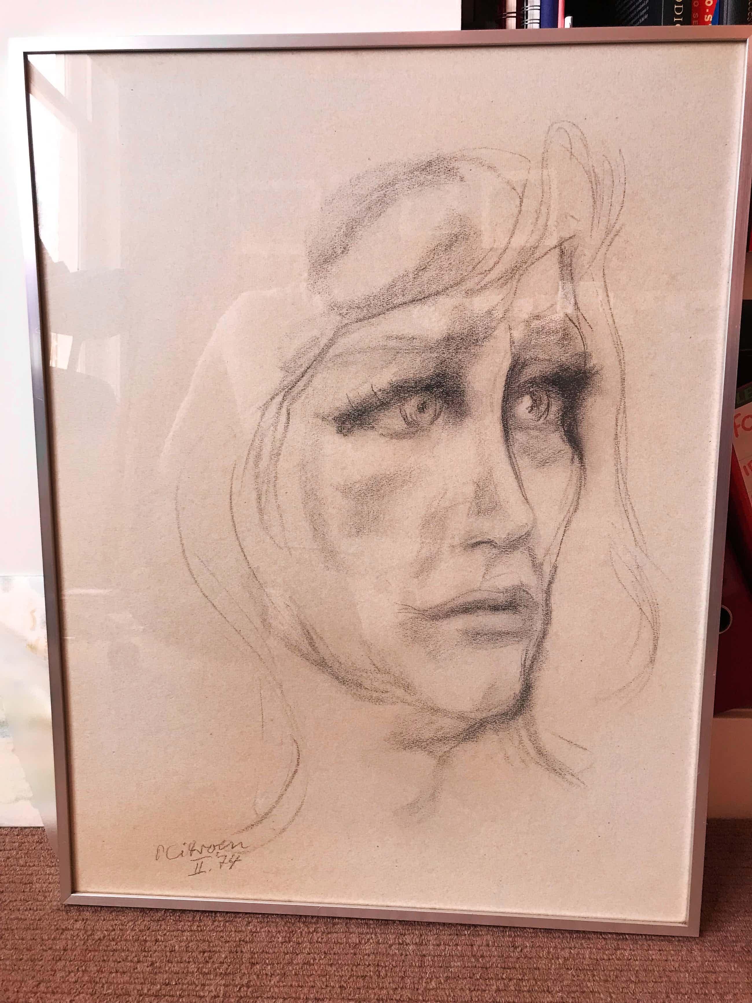 Paul Citroen - portret Hildegard Knef kopen? Bied vanaf 56!