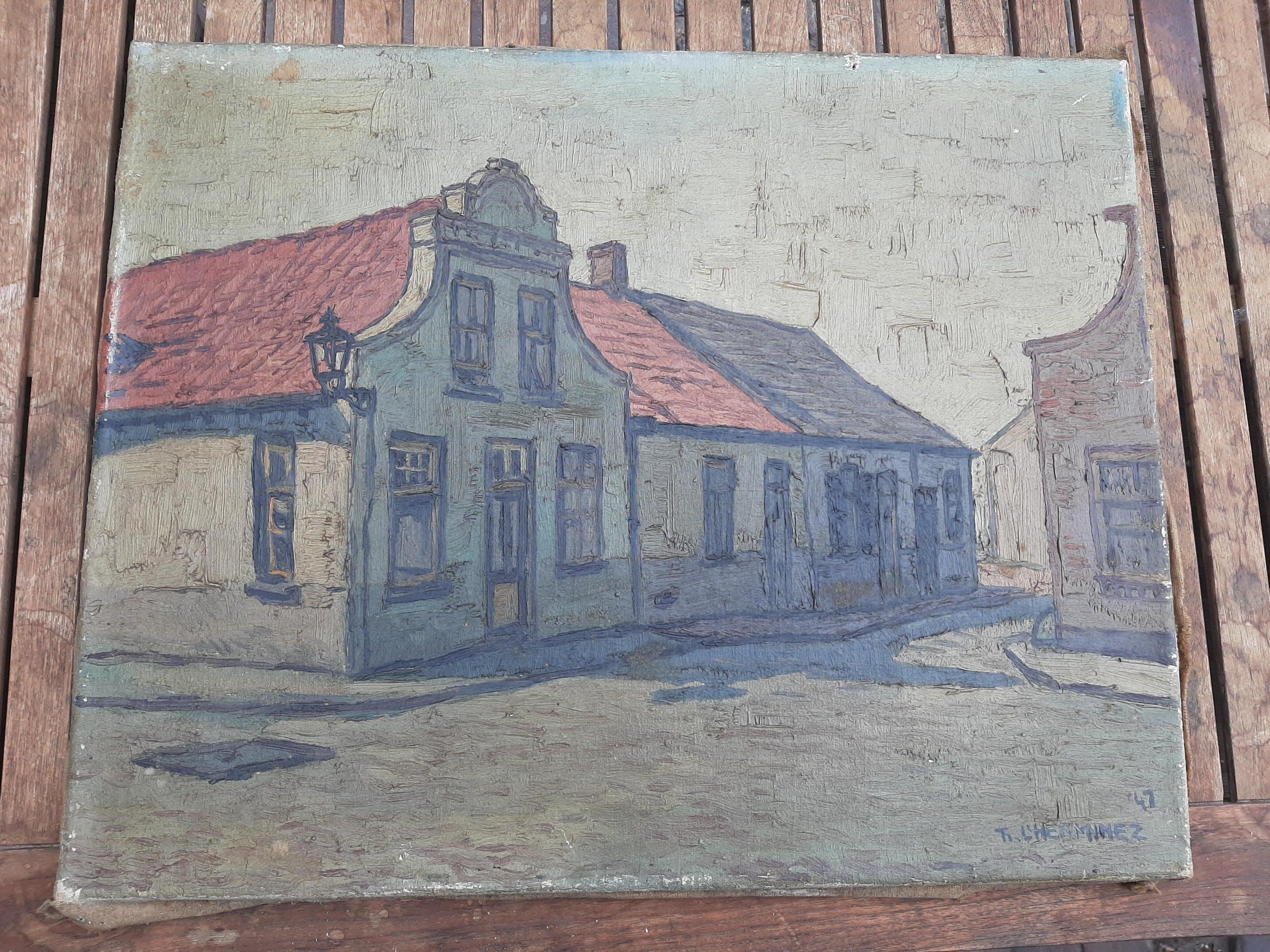 Theo  l' Herminez - Brabantse huizen kopen? Bied vanaf 400!