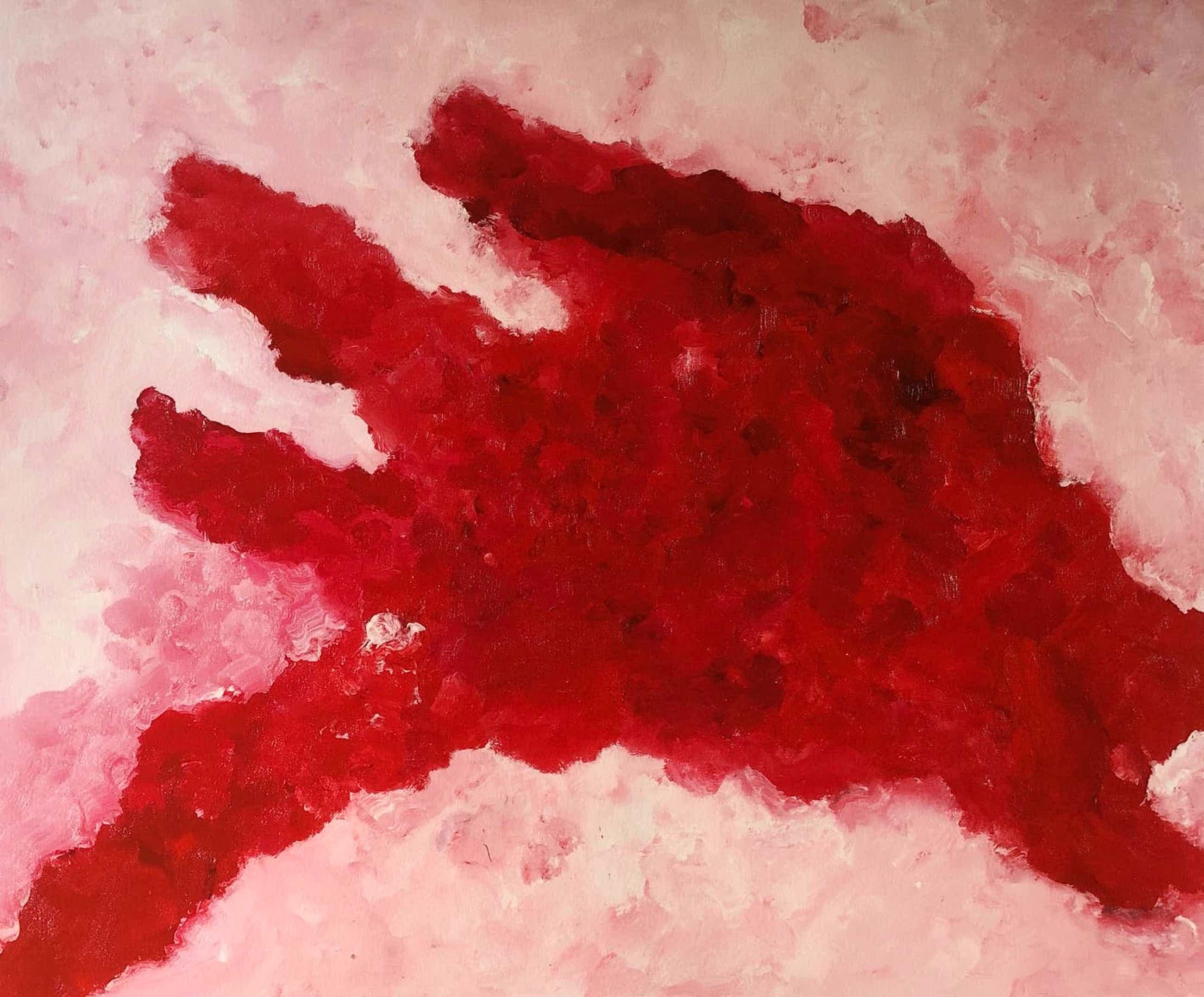 Armando - rode hand kopen? Bied vanaf 100!