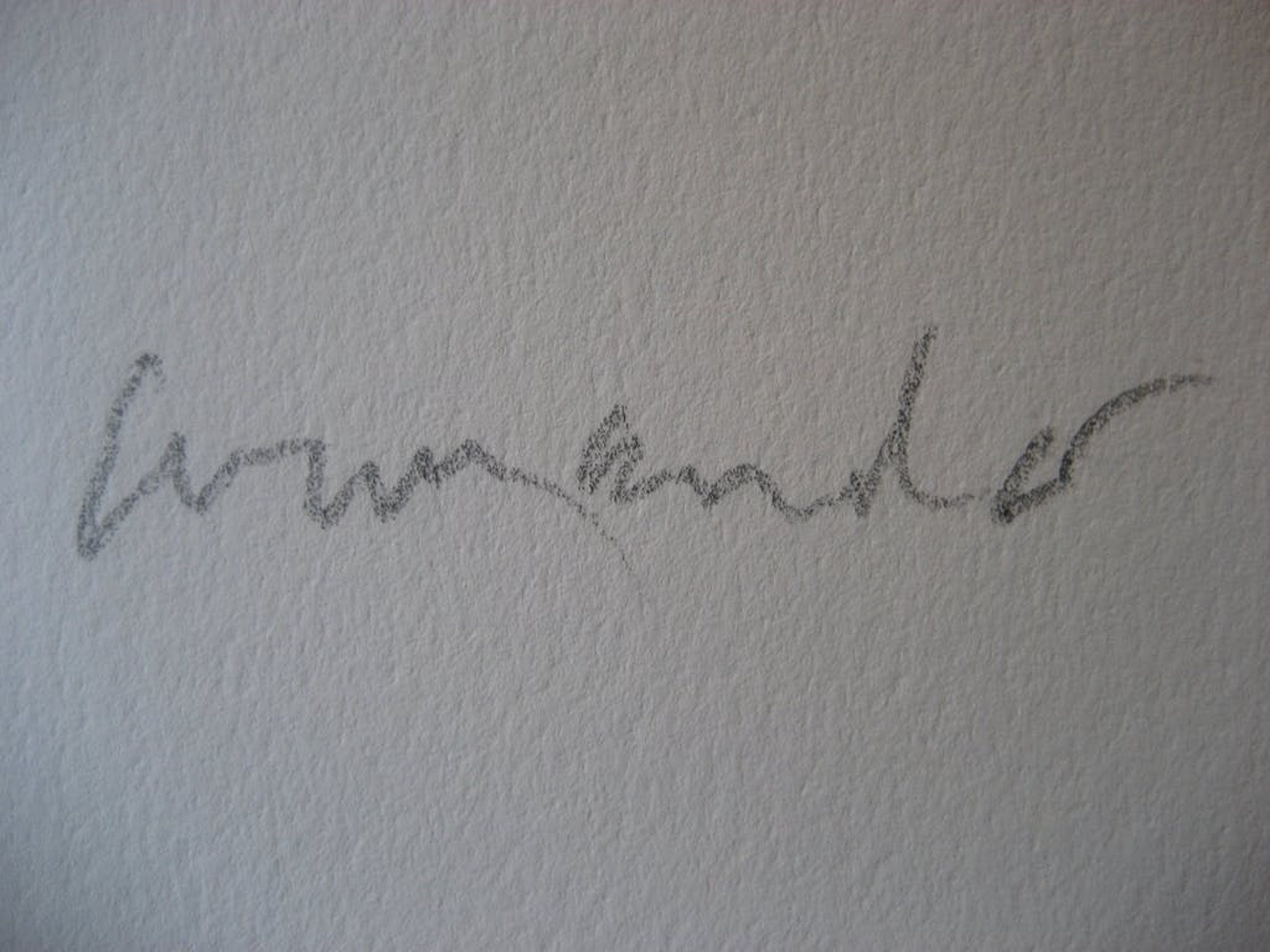 Armando - Armando - Glicée - 'Wasser'- 2015 - nr. 30/30 kopen? Bied vanaf 175!