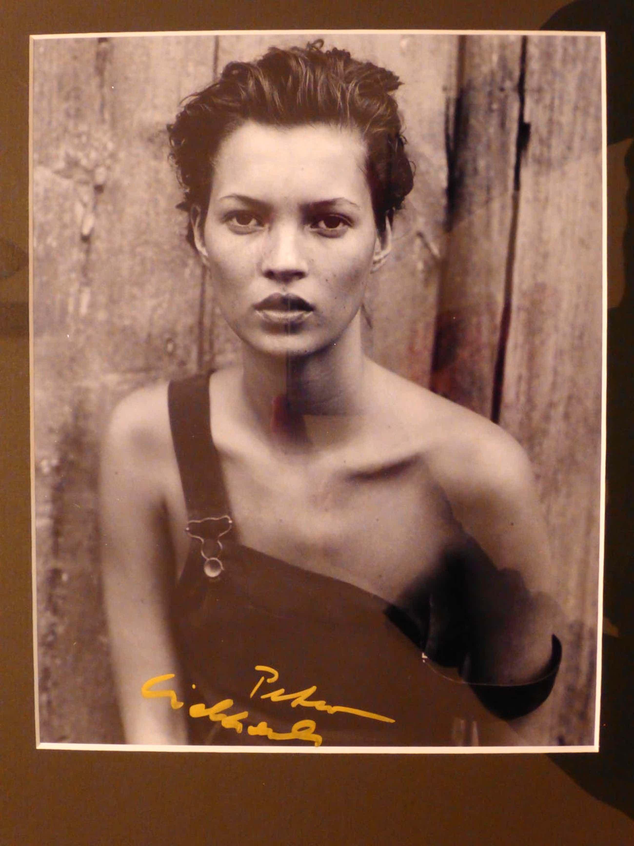 Peter Lindbergh - Kate Moss, handsigniert kopen? Bied vanaf 1790!