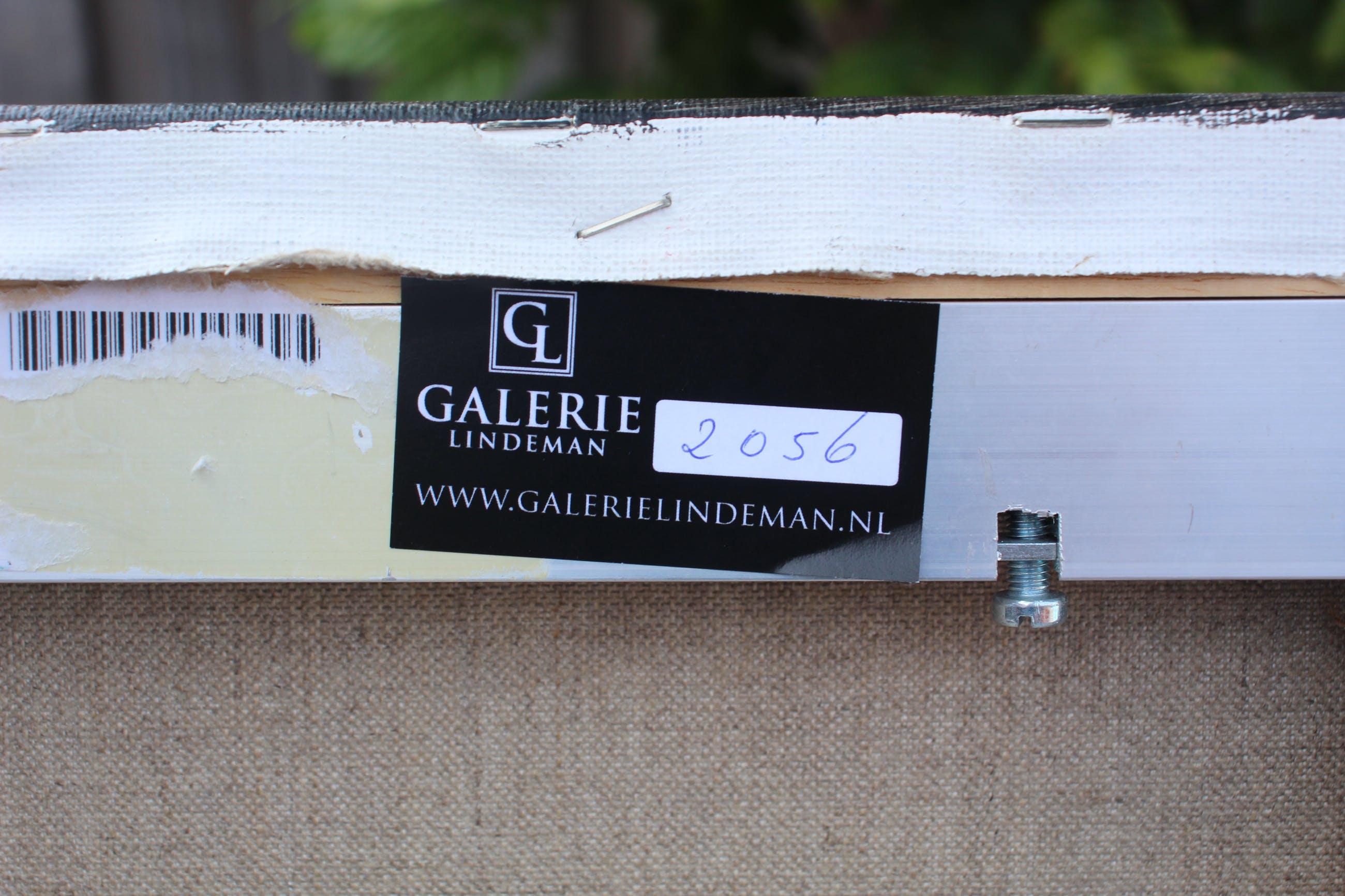 Valentin Bakardjiev - Olieverf op doek: Vlaamse gaai op gestilleerde achtergrond - 2010 kopen? Bied vanaf 225!