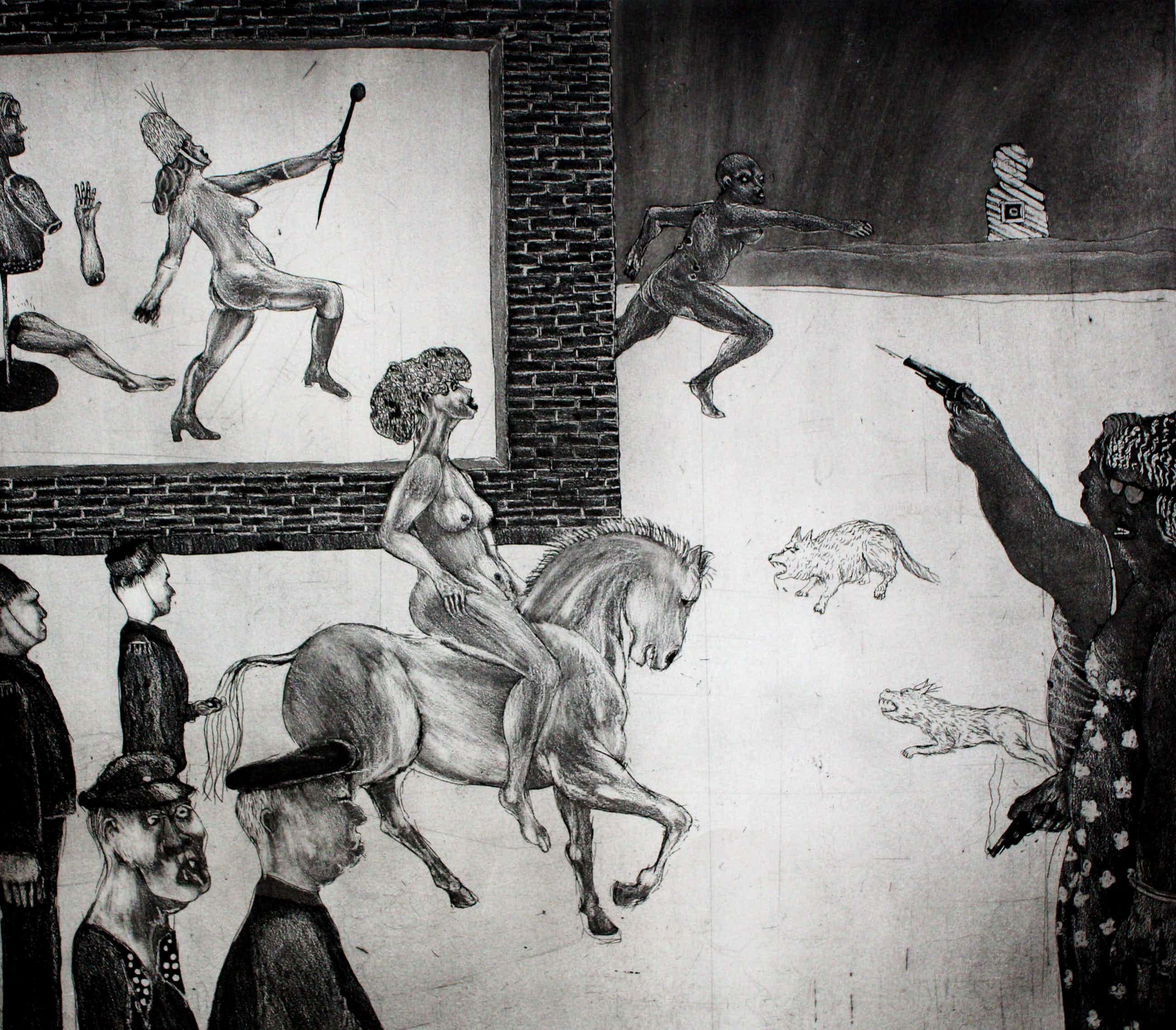 Wim Worm - Ets: Droom te paard- 1972 kopen? Bied vanaf 45!