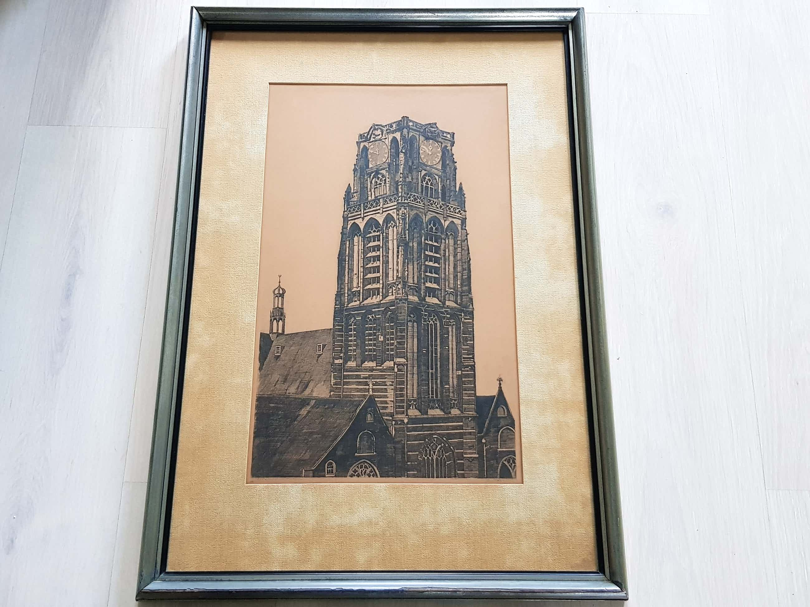 Jan Sirks - St. Laurenstoren, Rotterdam kopen? Bied vanaf 35!