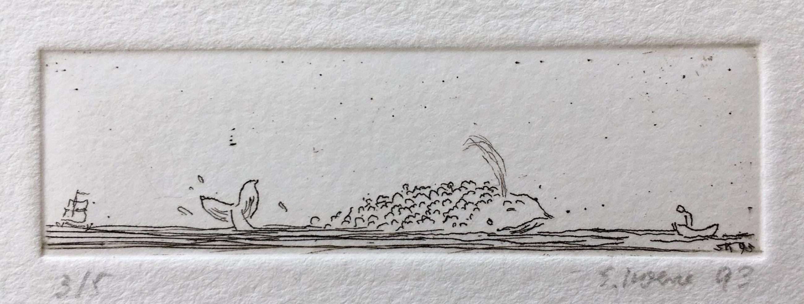 Simon Koene - De witte walvis (Moby Dick) kopen? Bied vanaf 10!