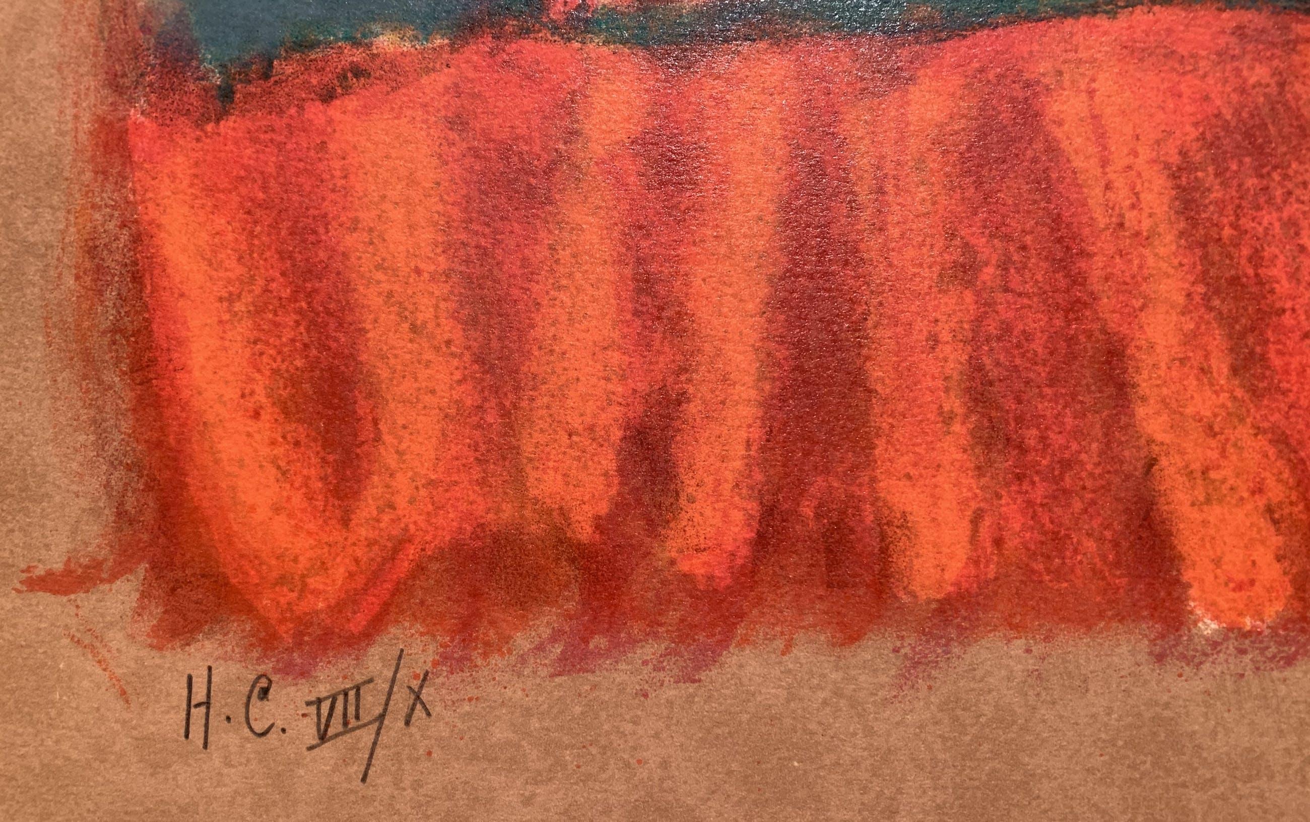 Claudia Steine - Lady in Red II kopen? Bied vanaf 25!
