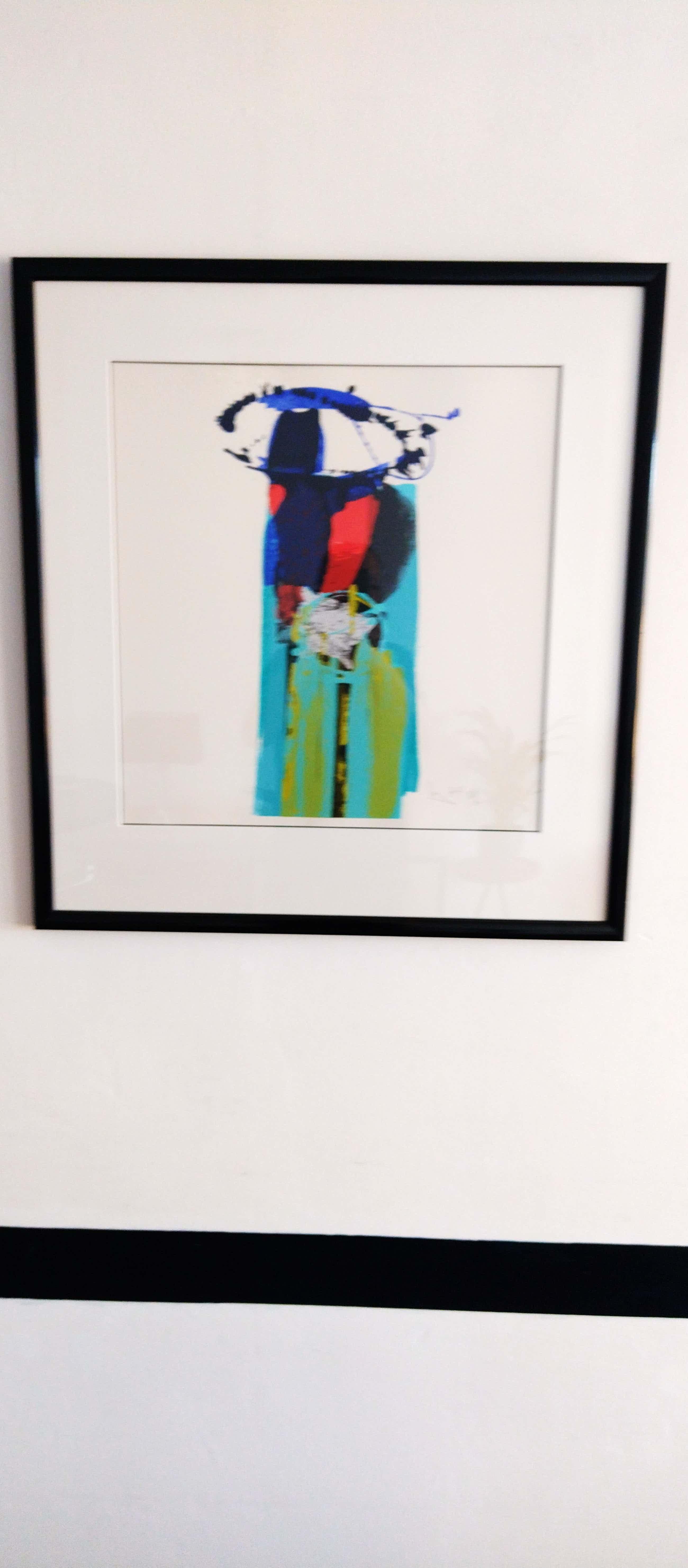 Arty Grimm - Abstract werk uit 1994 kopen? Bied vanaf 80!