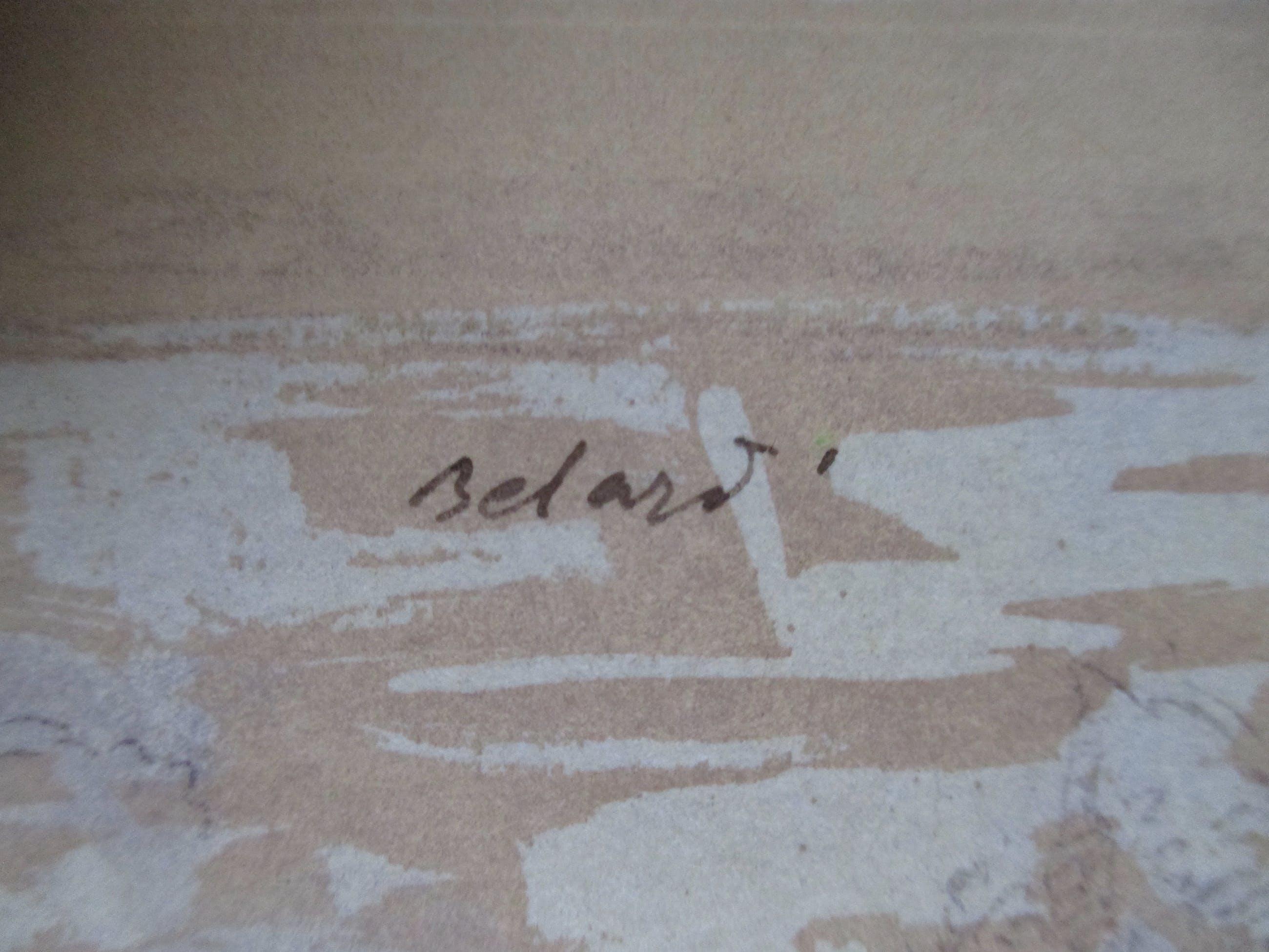Gerard Bellaart - Ets gesigneerd kopen? Bied vanaf 15!
