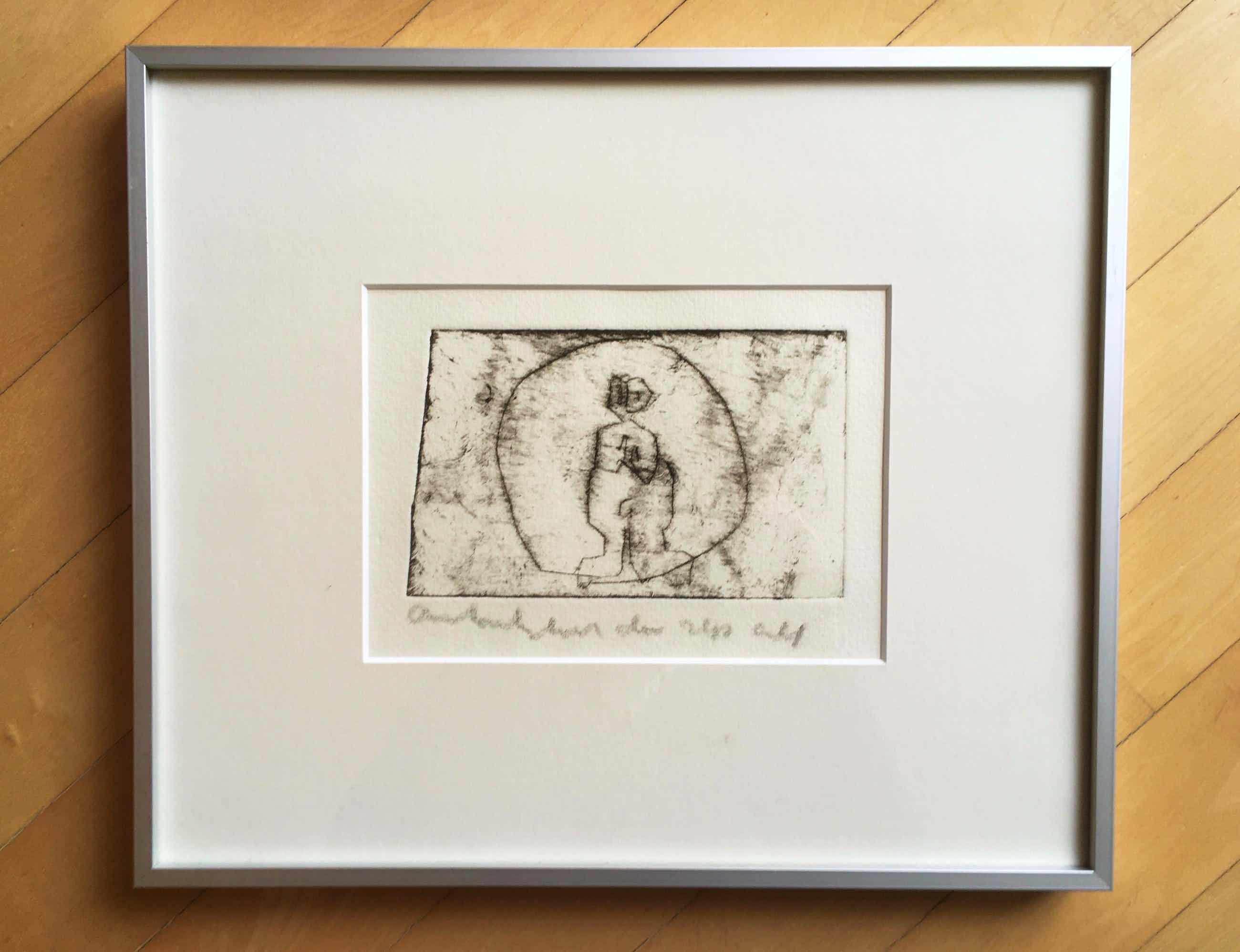 Anton Heyboer - Het Symbool van de Onschuld kopen? Bied vanaf 150!