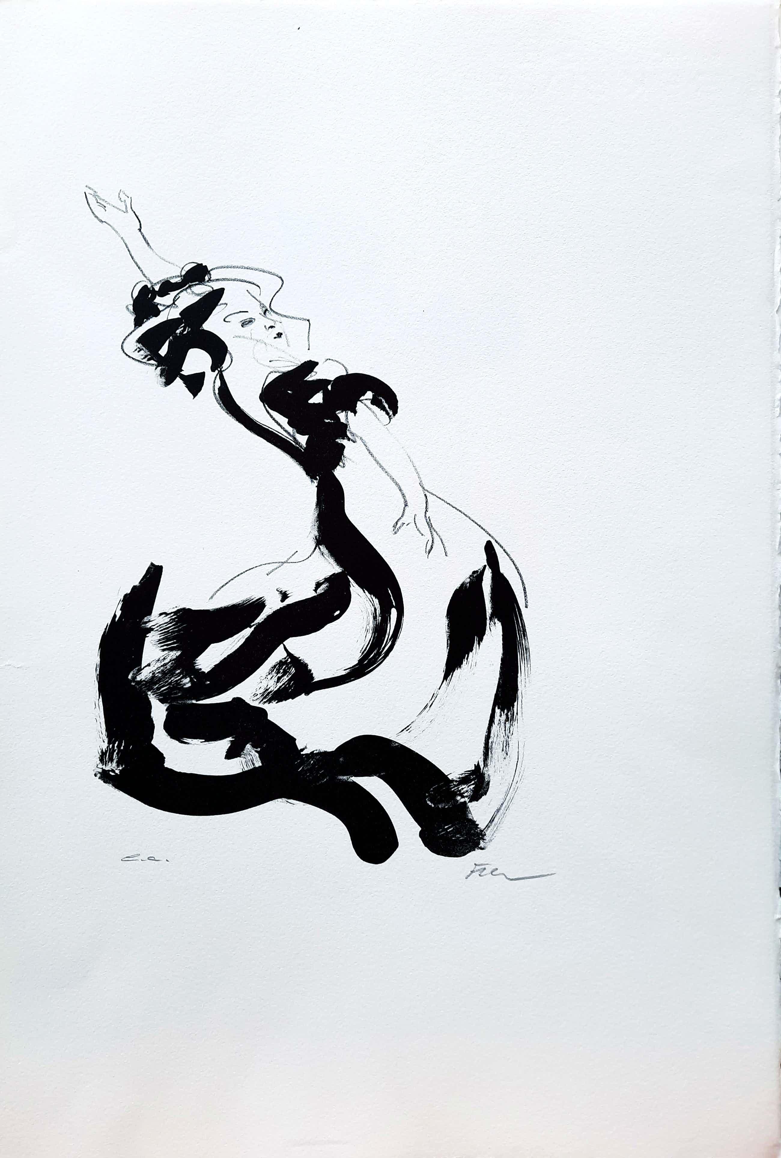 Luis Filcer - Flamenco I - nieuwstaat - litho uit 2008 kopen? Bied vanaf 75!