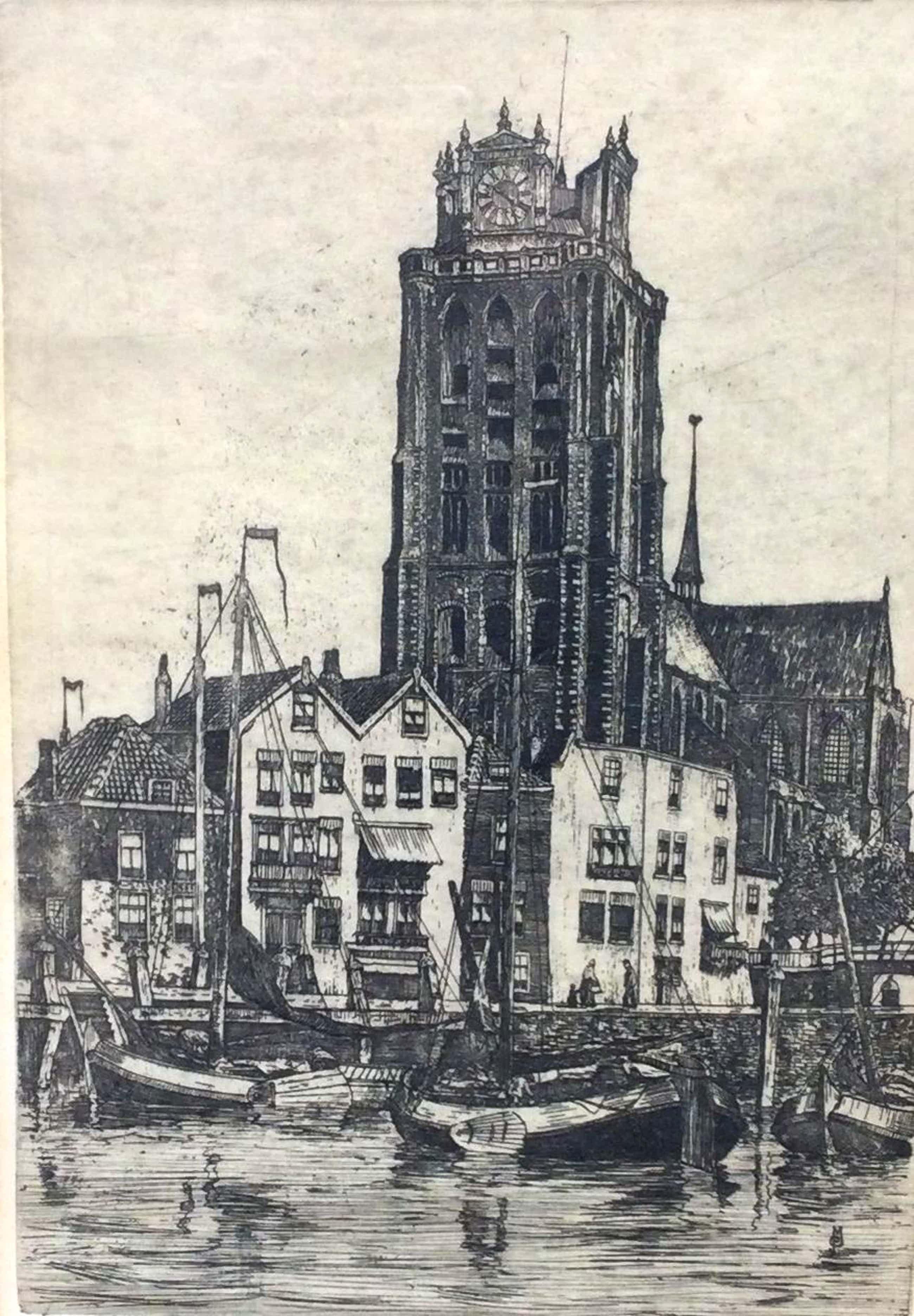 Marius Johannes Janssen - B364-1, Dom te Dordrecht kopen? Bied vanaf 60!