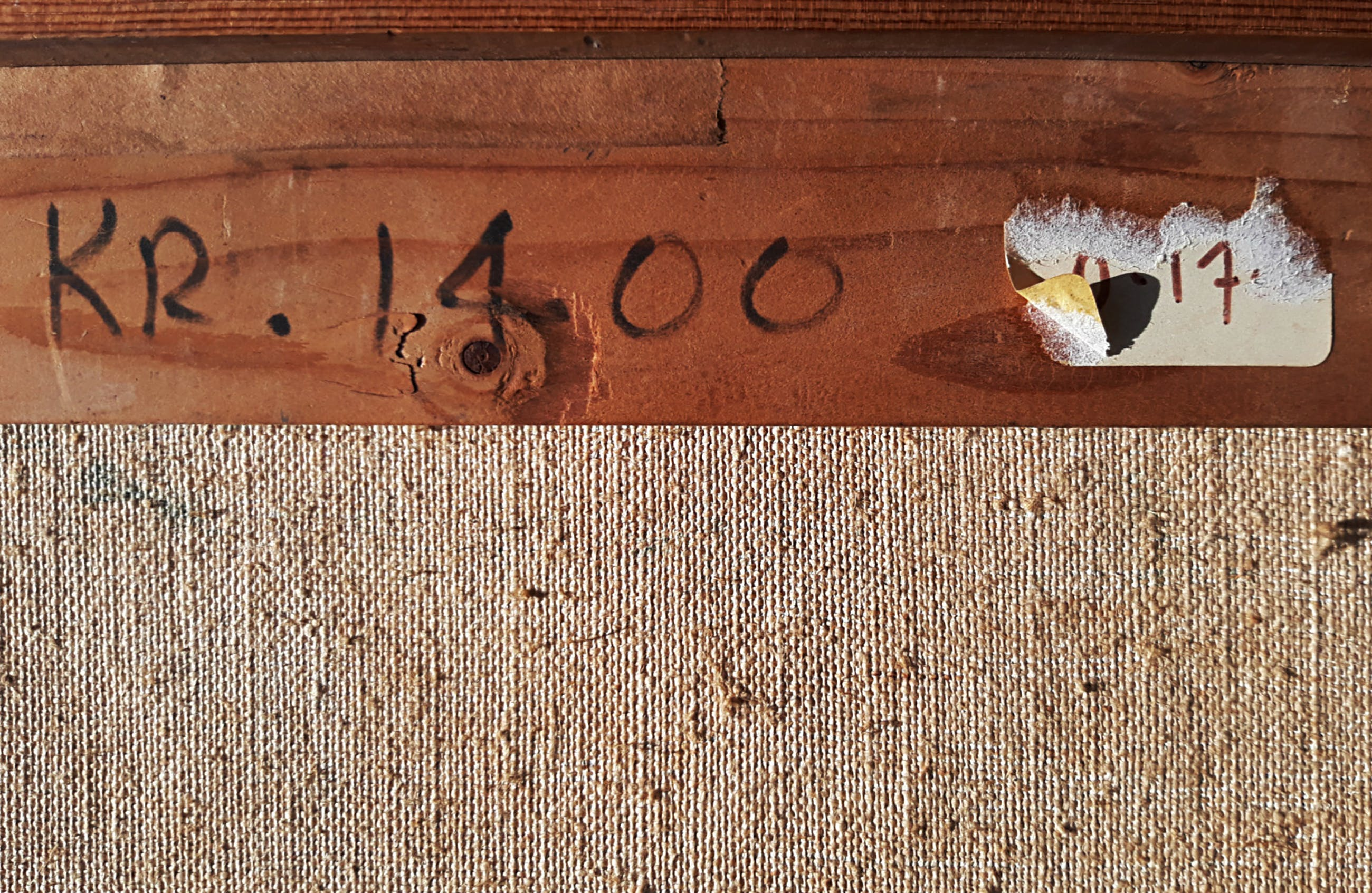 Sam Kaner - Venice seascape, olieverf op doek (ingelijst) kopen? Bied vanaf 325!
