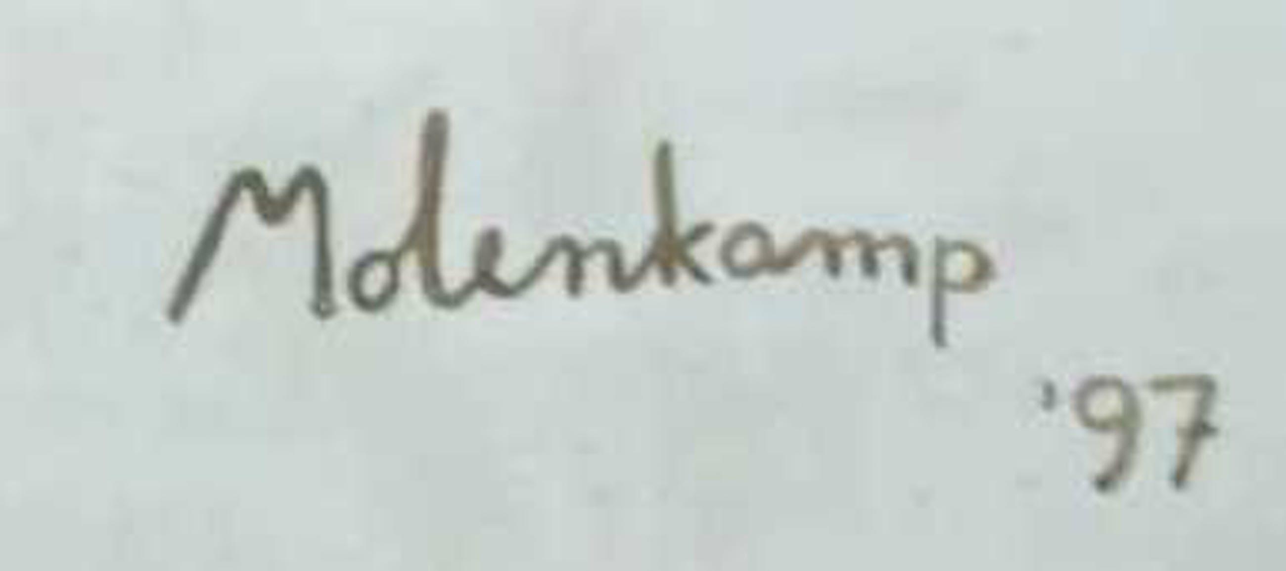 Nico Molenkamp - Zeefdruk, Vogel (Groot) kopen? Bied vanaf 20!