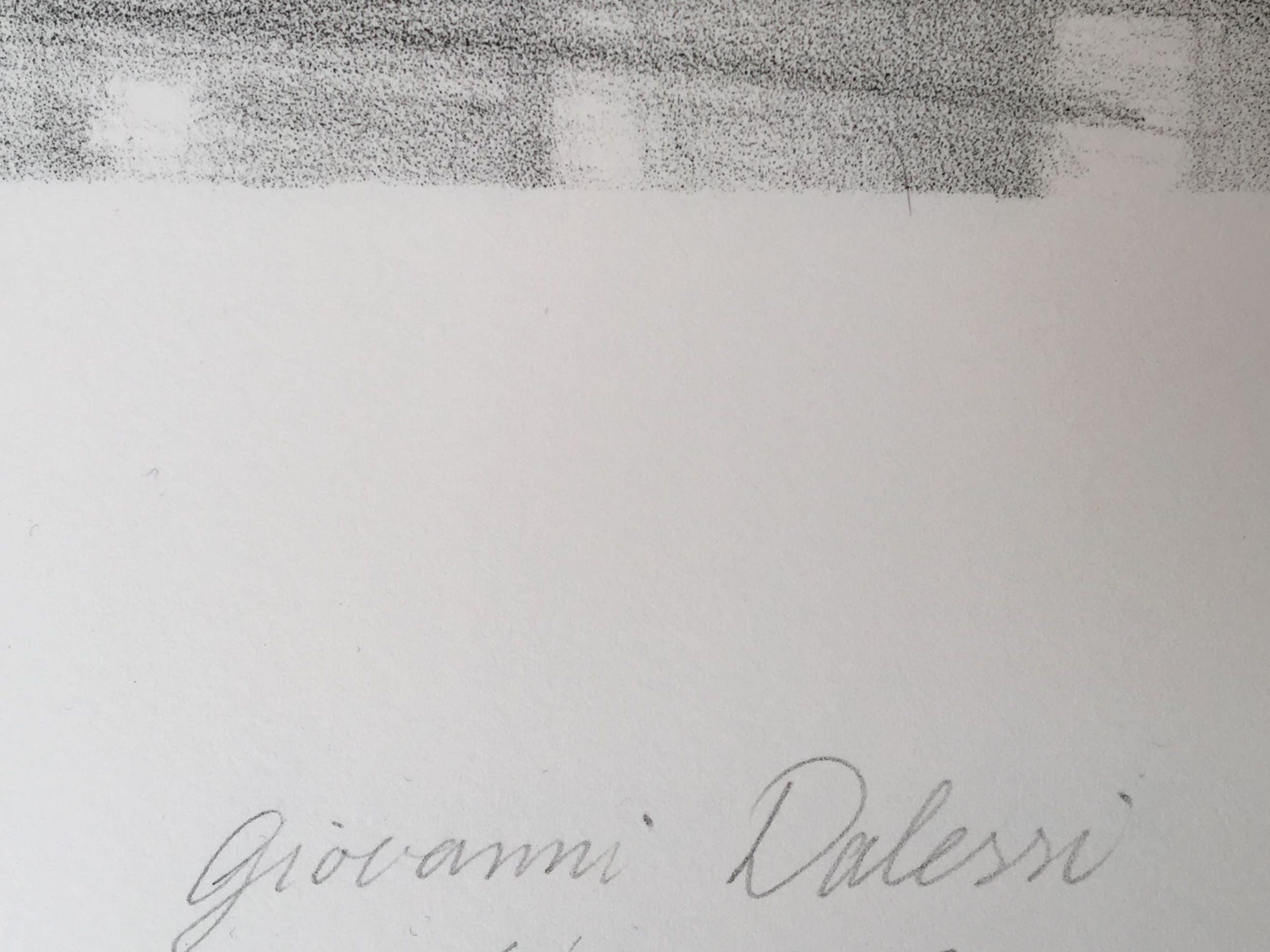 Giovanni Dalessi - Landschap kopen? Bied vanaf 50!
