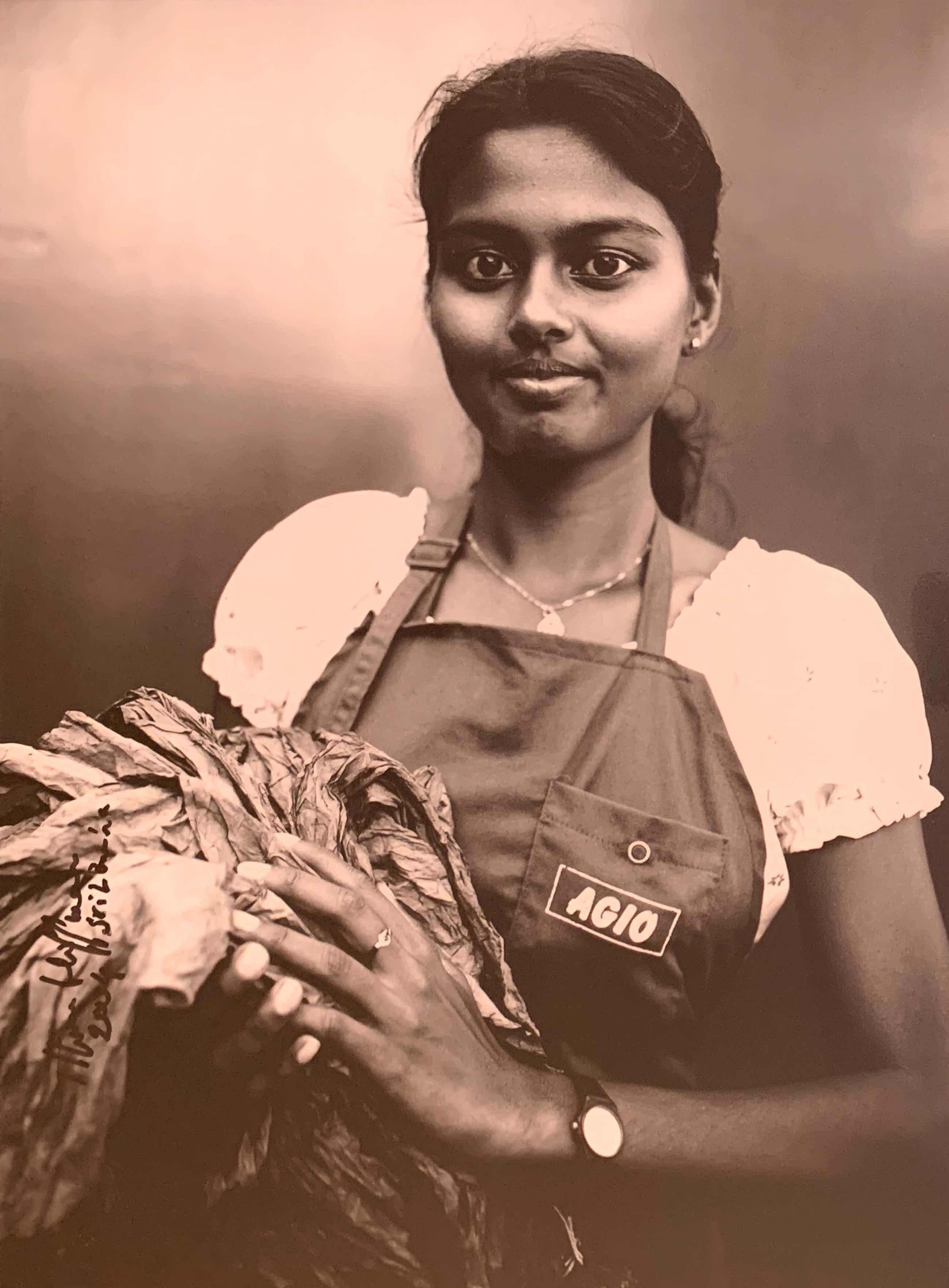 Thom Hoffman - Silverprint - 'Sri Lanka' - 2014 (Ingelijst) kopen? Bied vanaf 180!