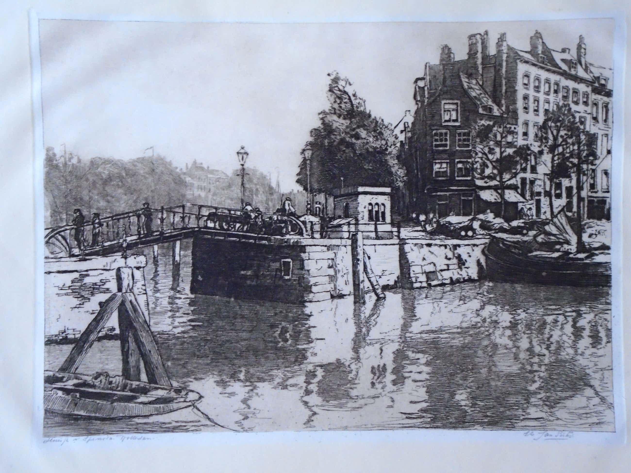 Jan Sirks - Huisje van Spinoza, Rotterdam kopen? Bied vanaf 40!