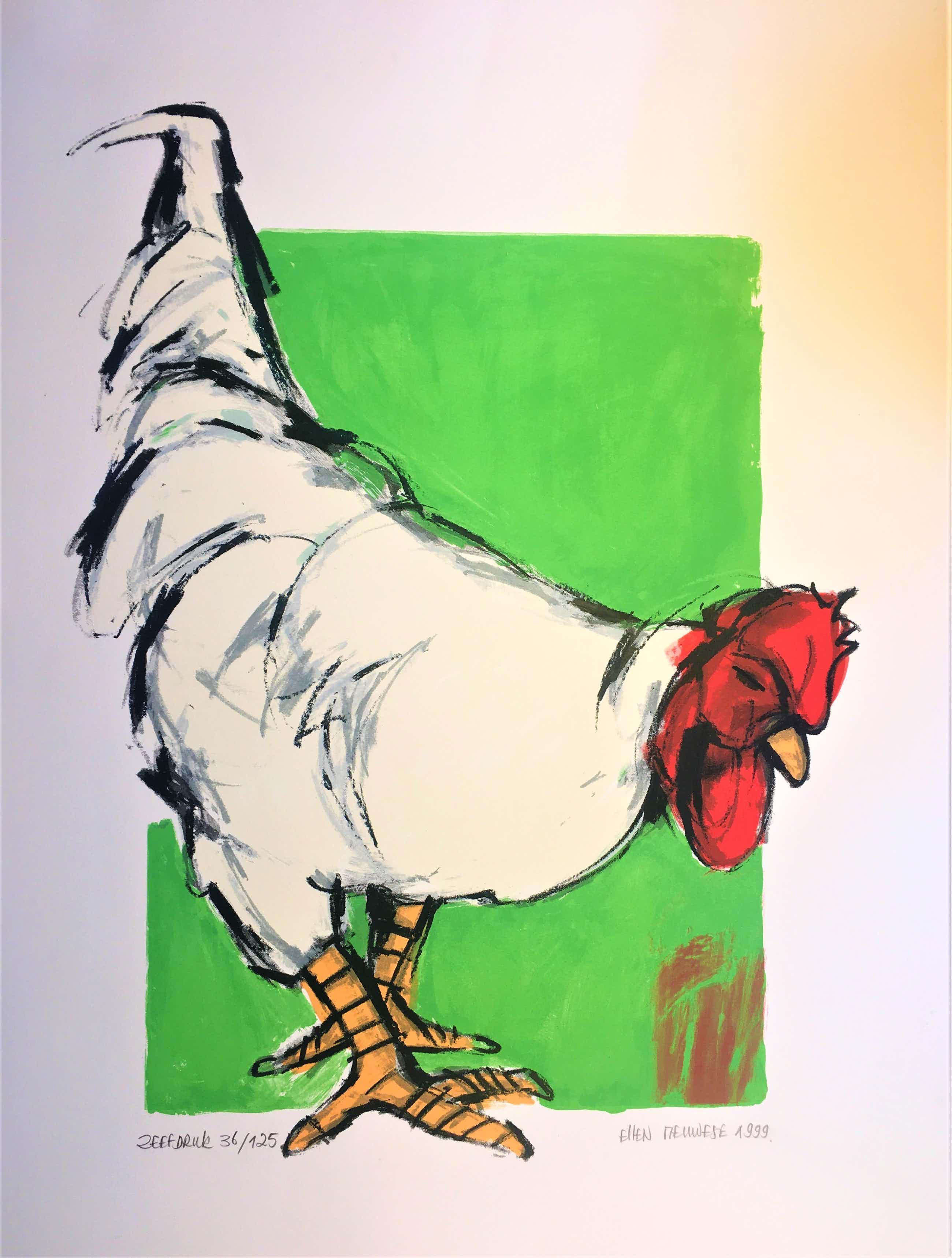 Ellen Meuwese - De kip kopen? Bied vanaf 101!