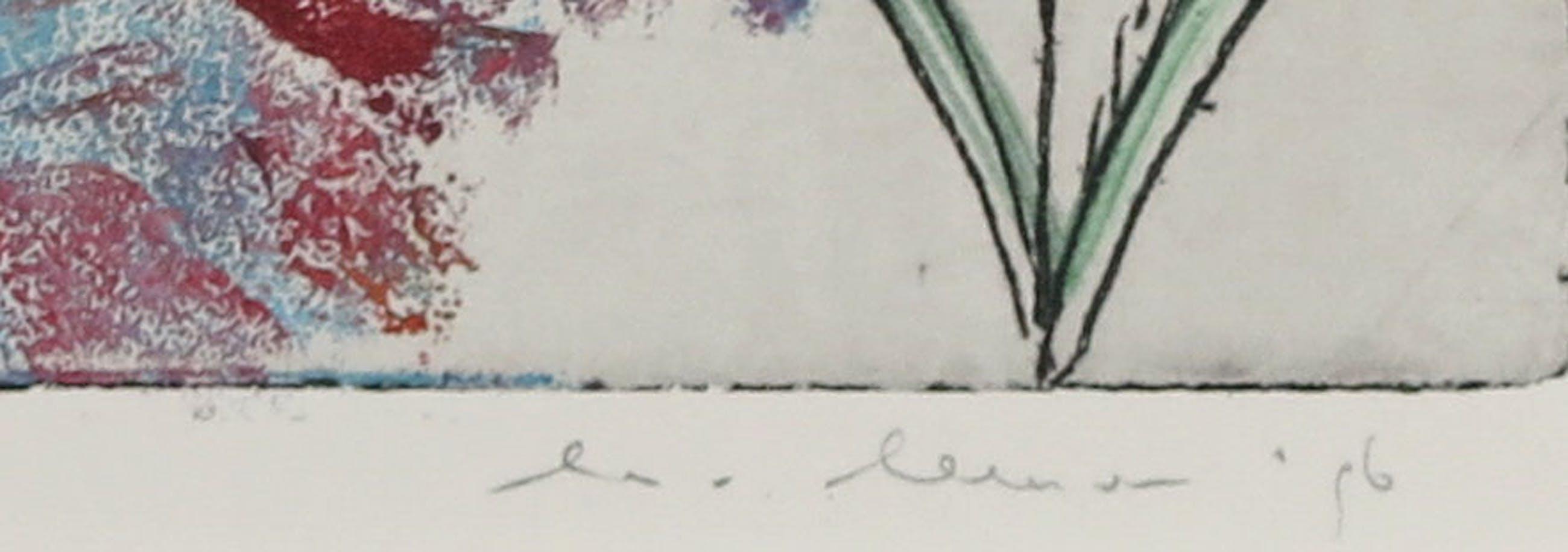 Lia van Leeuwen - Kleurenets, Ode aan de lupinus kopen? Bied vanaf 10!
