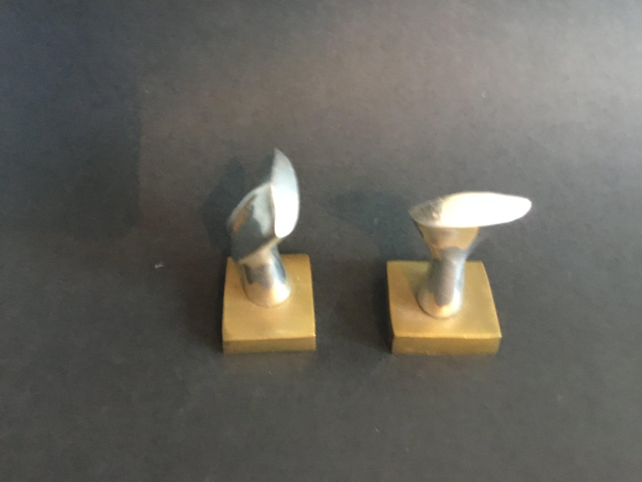 Brons (Onbekend) - Abstracte Cycladische beeldje hoofd (idolen) kopen? Bied vanaf 10!