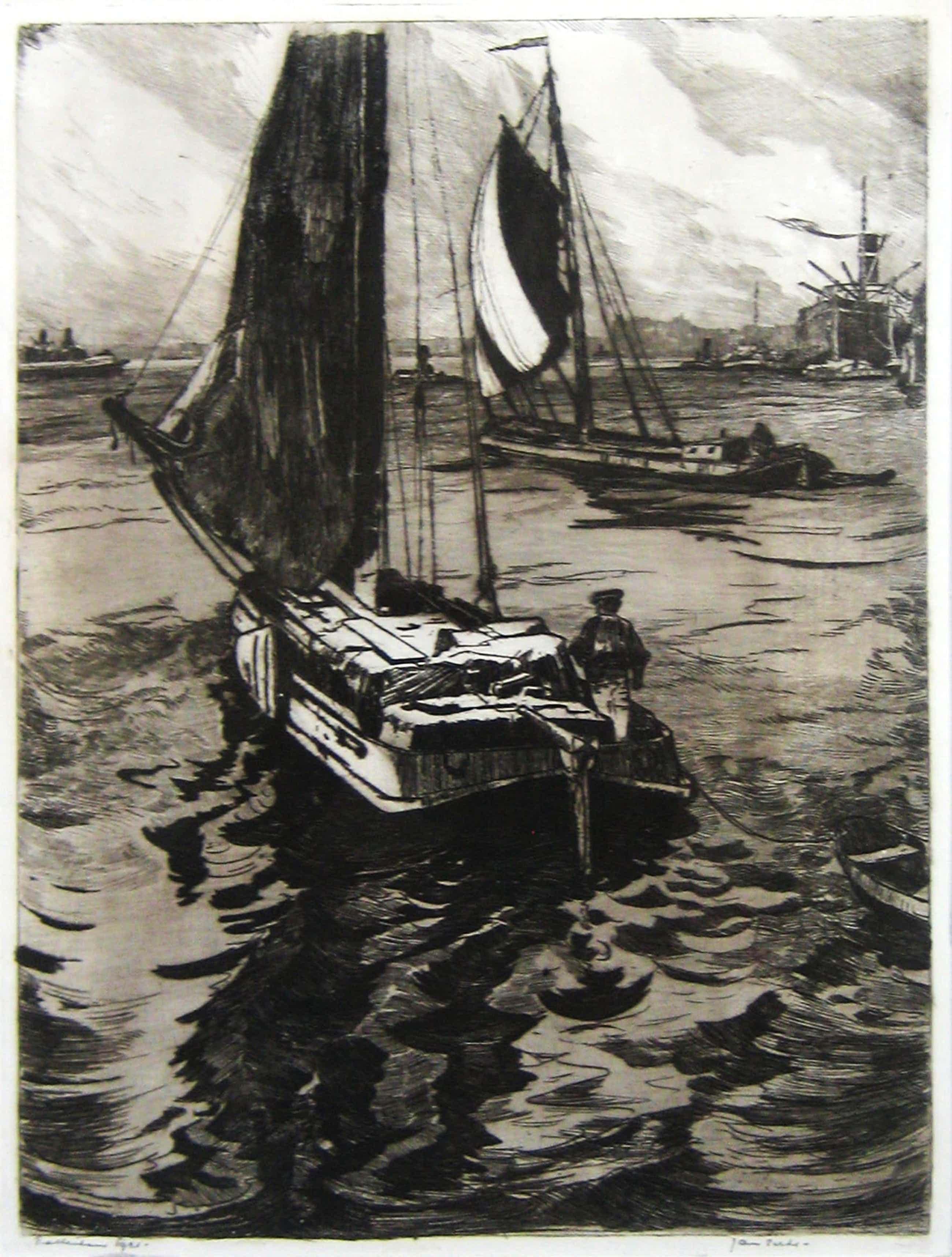 Jan Sirks - Rotterdam 1921 kopen? Bied vanaf 40!