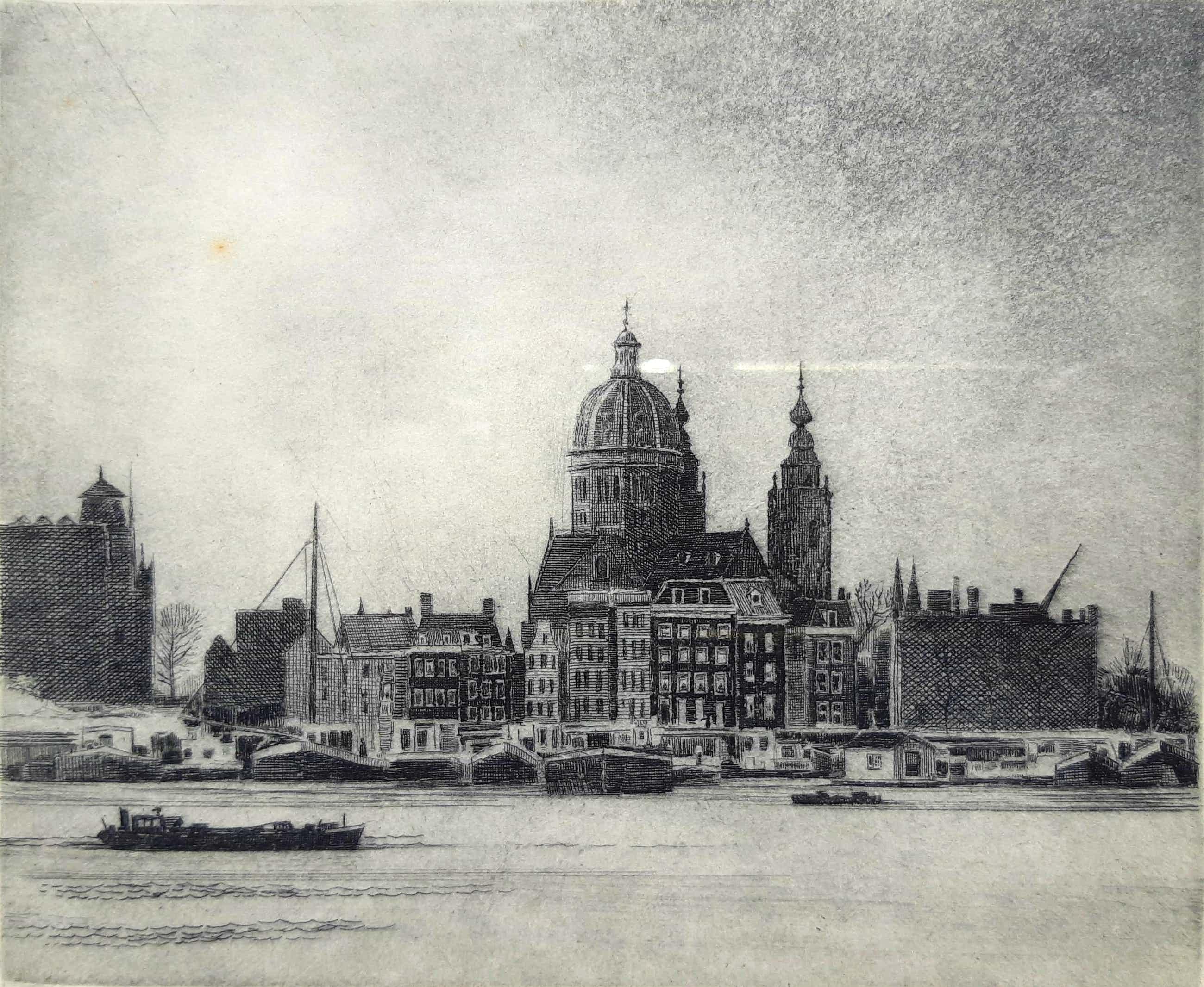 Poppe Damave - Amsterdam kopen? Bied vanaf 70!