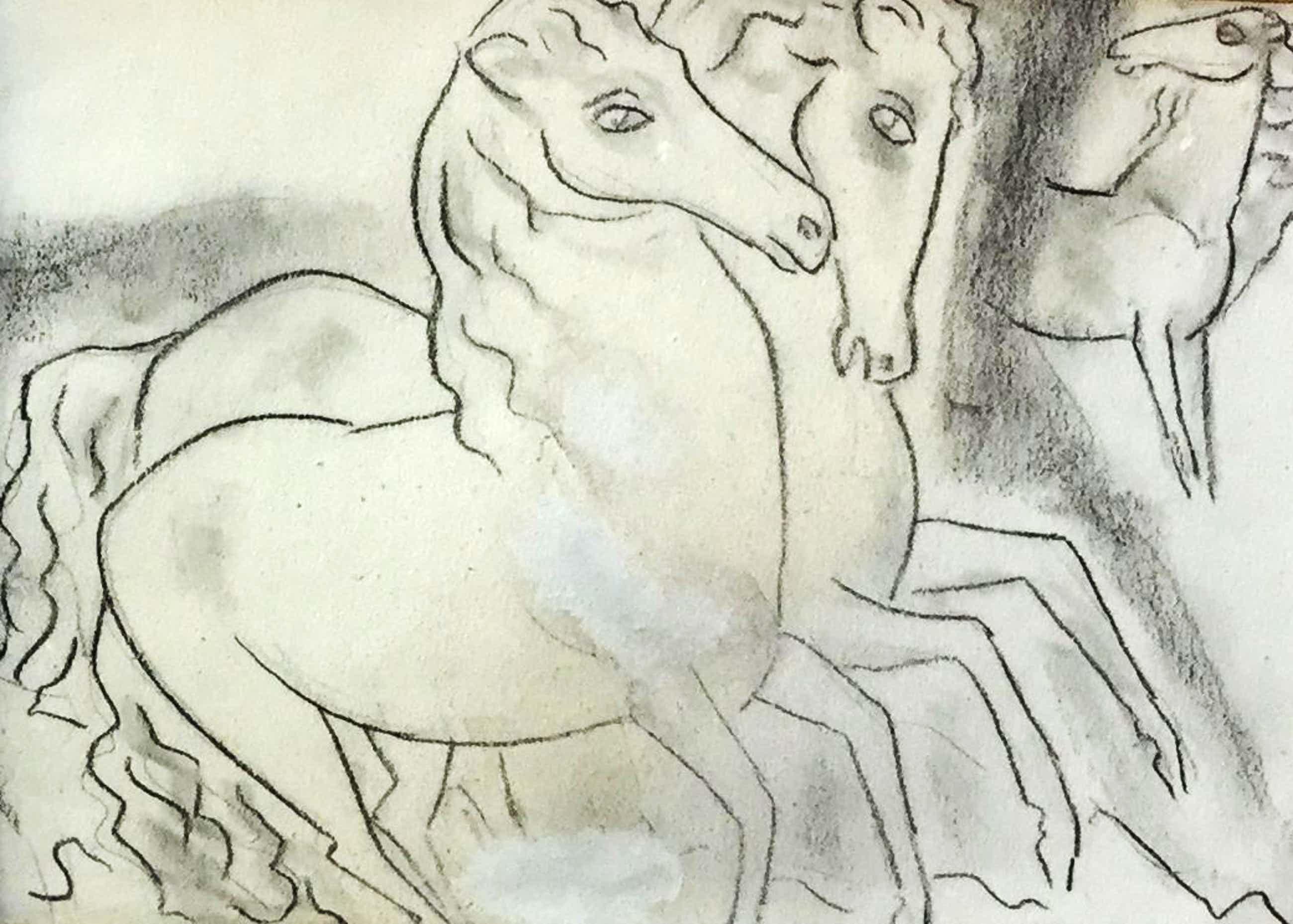 Leo Gestel - C4767-5, Paarden kopen? Bied vanaf 150!