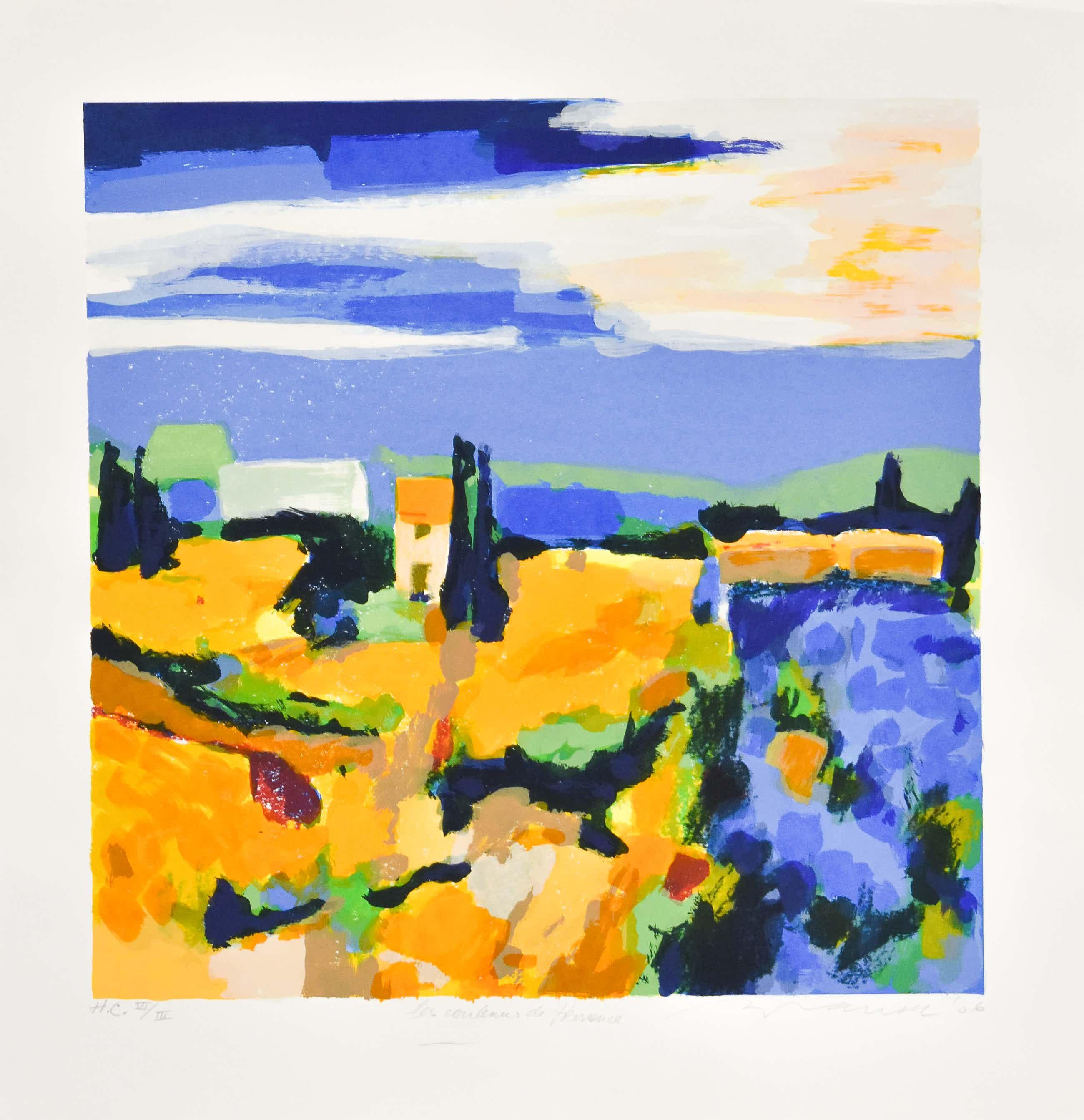 Willem Brauck - Les couleurs de Provence kopen? Bied vanaf 50!