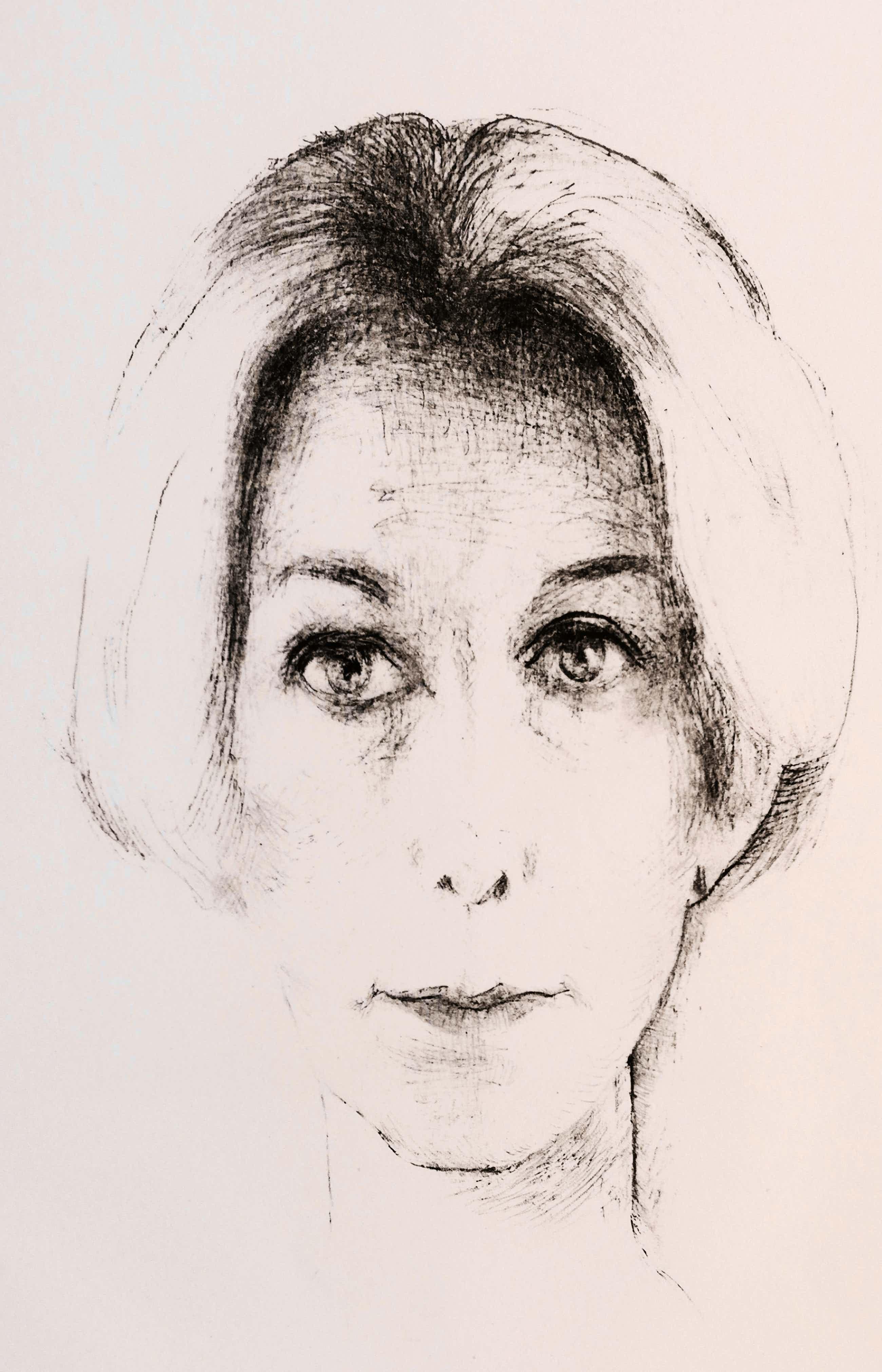 Paul Citroen - Portret van Lyda kopen? Bied vanaf 35!