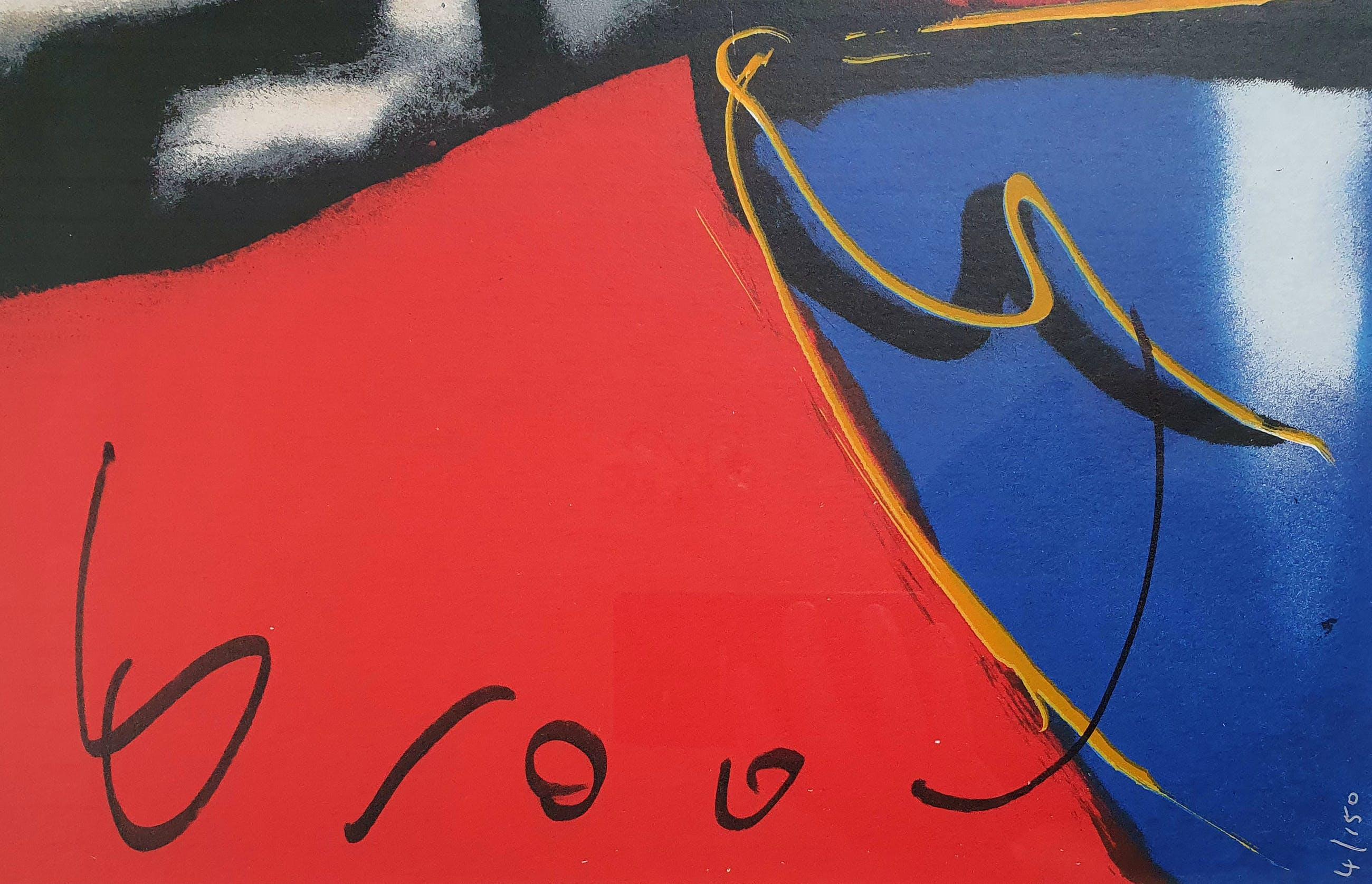 Herman Brood - Little Richard (Nieuw ingelijst) kopen? Bied vanaf 450!