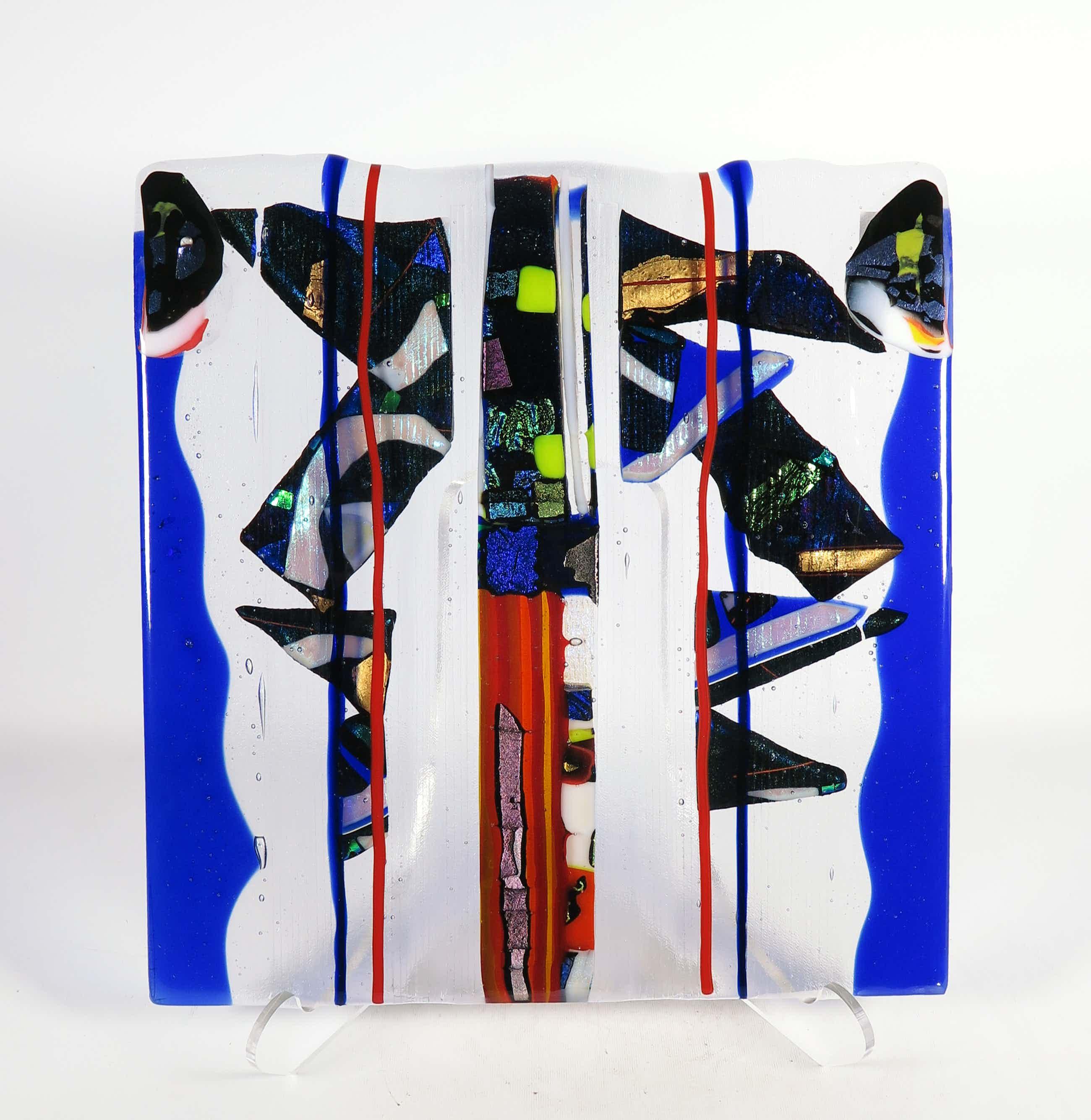 Bert Grotjohann - Glas, Vlak object kopen? Bied vanaf 100!