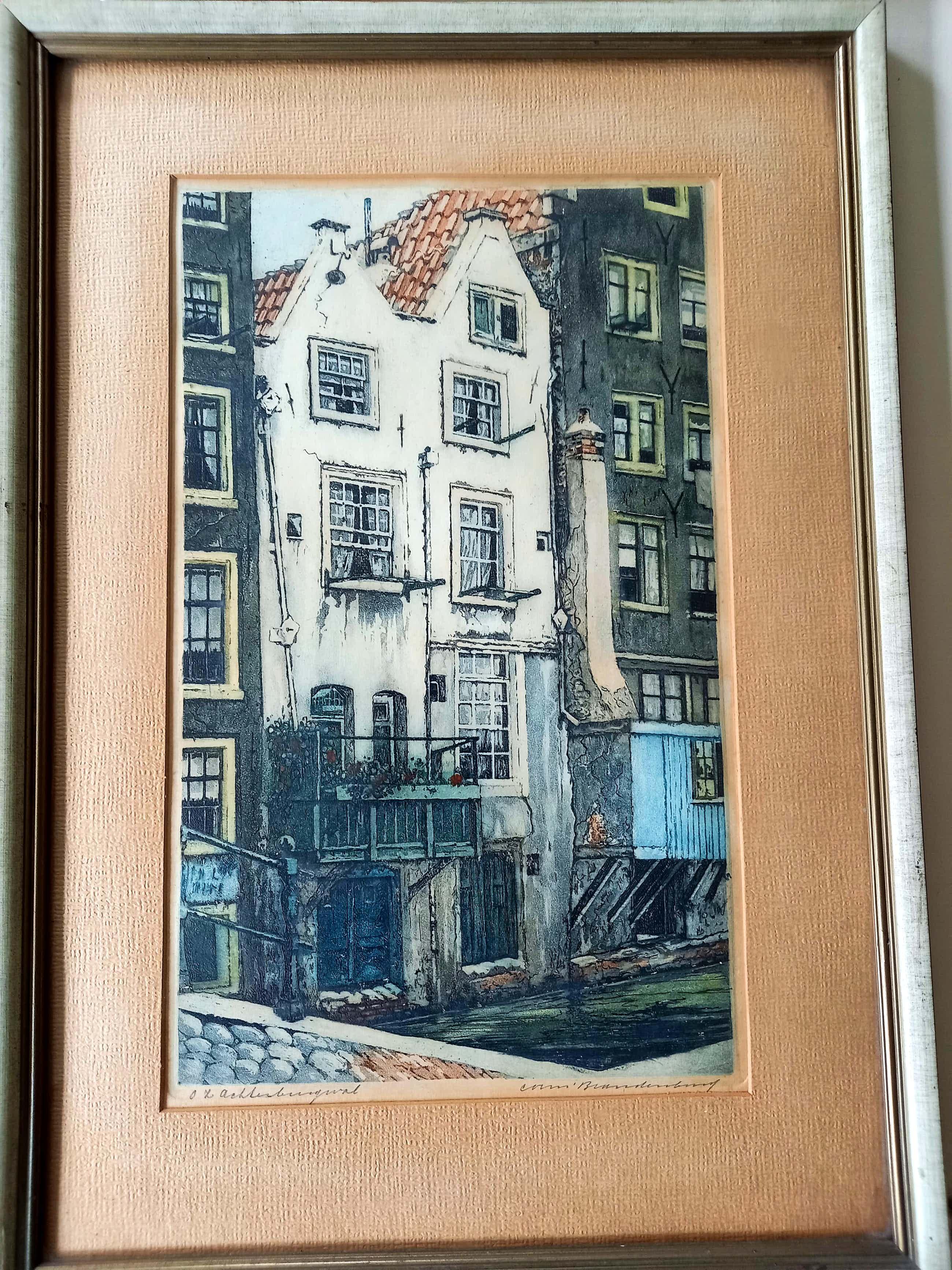 Cornelis Brandenburg - OZ Achterburgwal kopen? Bied vanaf 75!