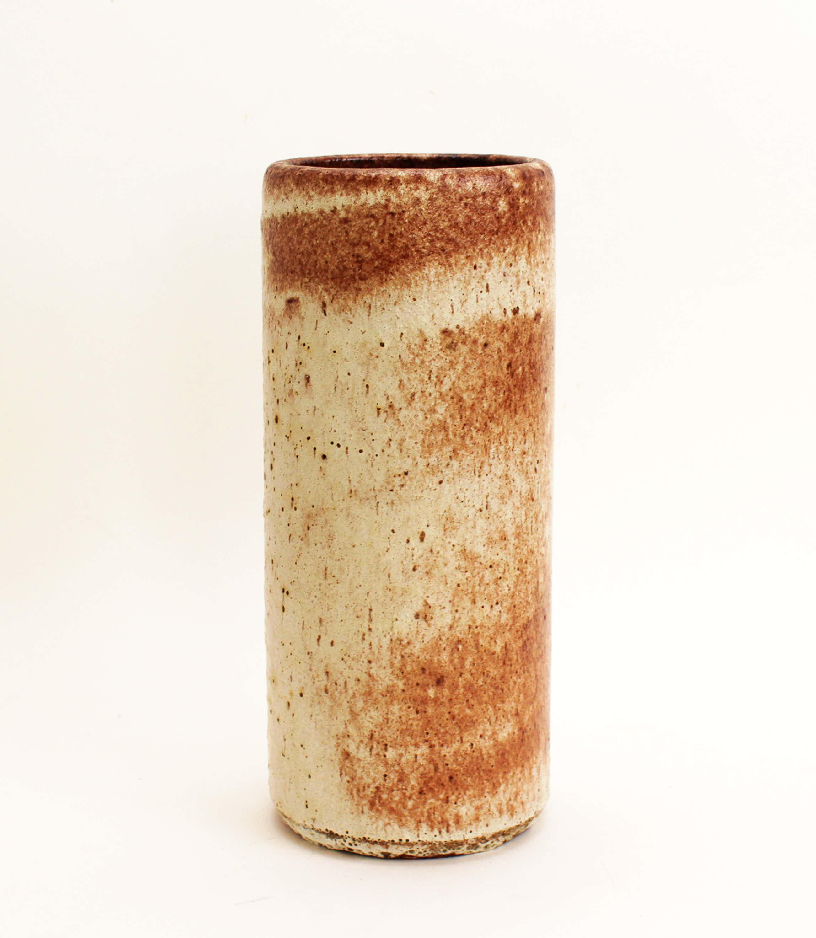 Potterij Zaalberg - hoge aardewerk vaas kopen? Bied vanaf 10!