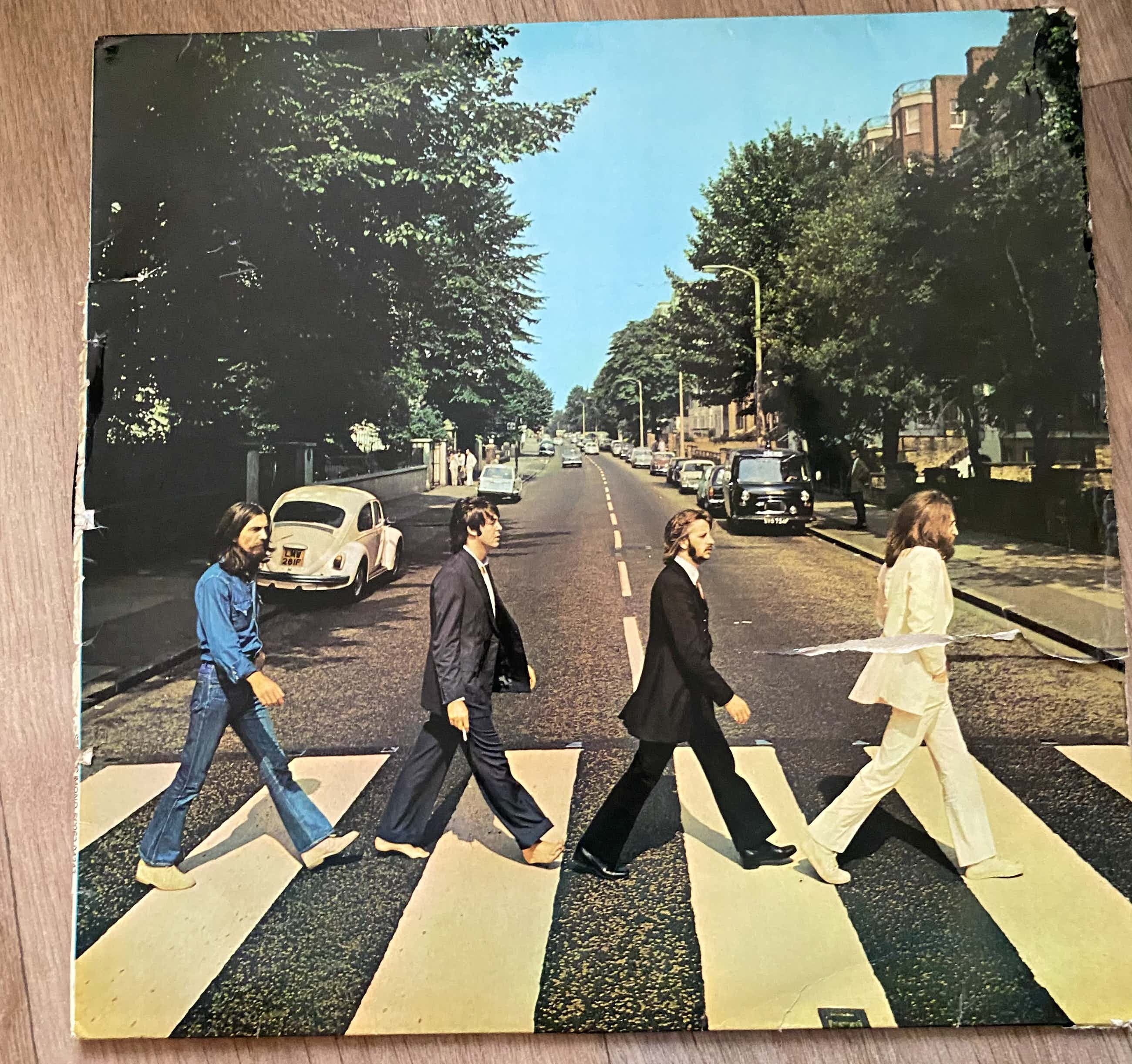 The Beatles - Abby Road kopen? Bied vanaf 10!