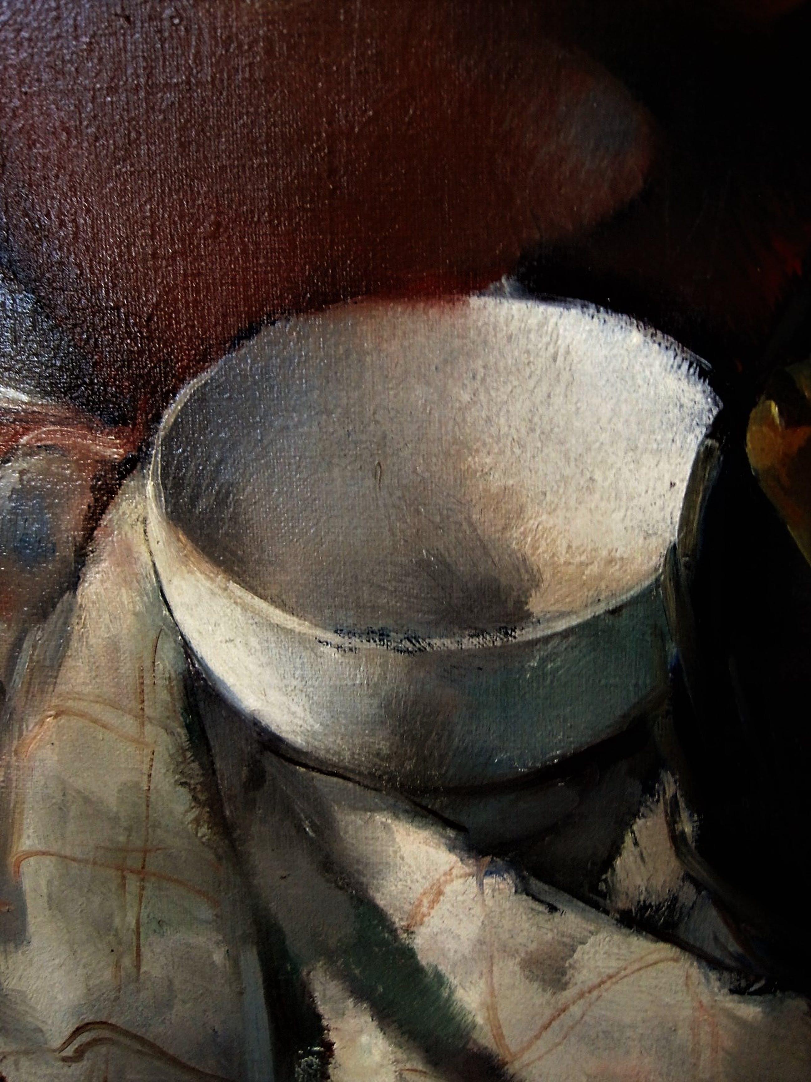 Jos Rovers - GROOT omstreeks 1930 geschilderd gevarieerd stilleven - gesigneerd kopen? Bied vanaf 10!