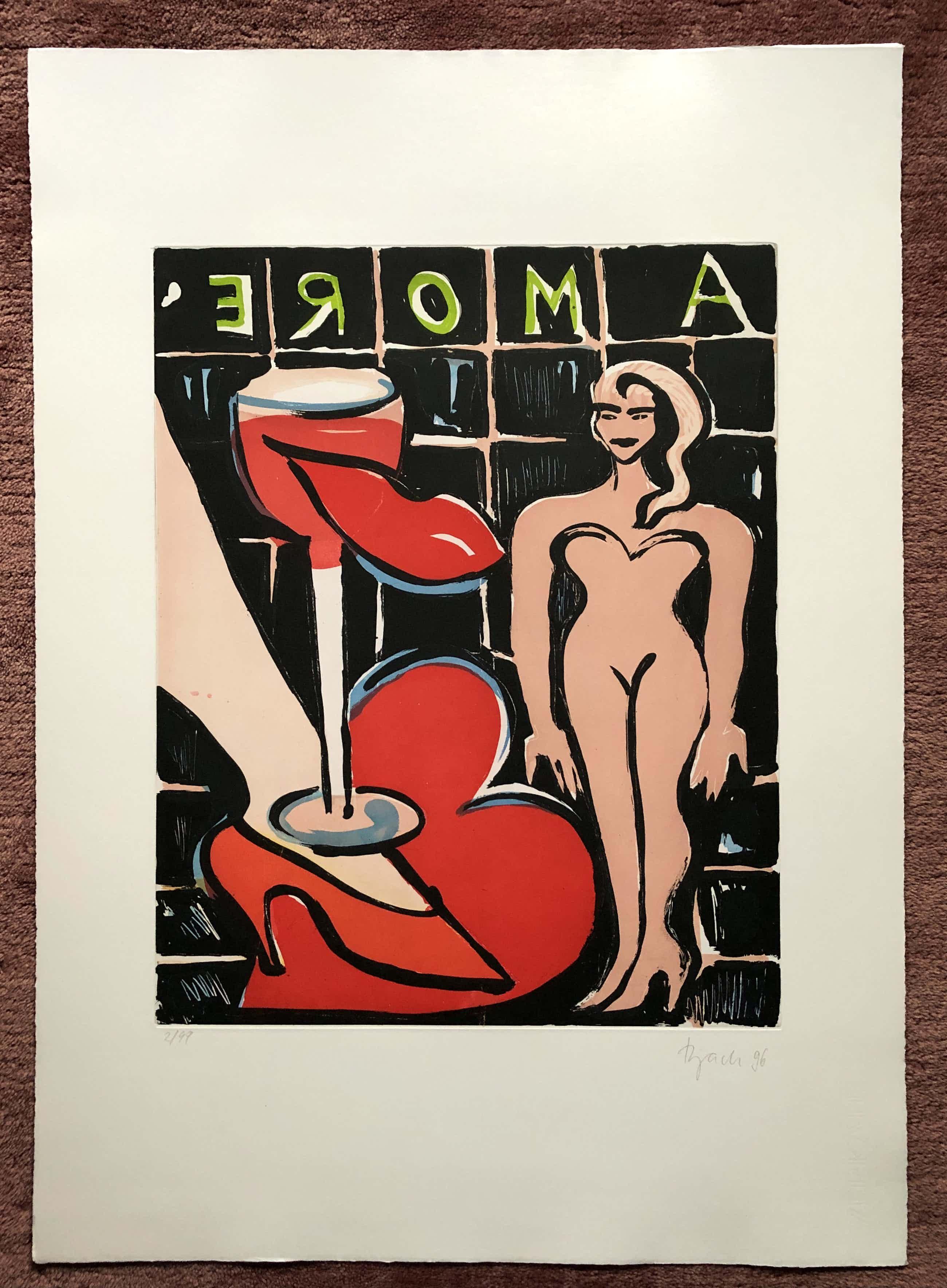 Elvira Bach - Amore kopen? Bied vanaf 300!