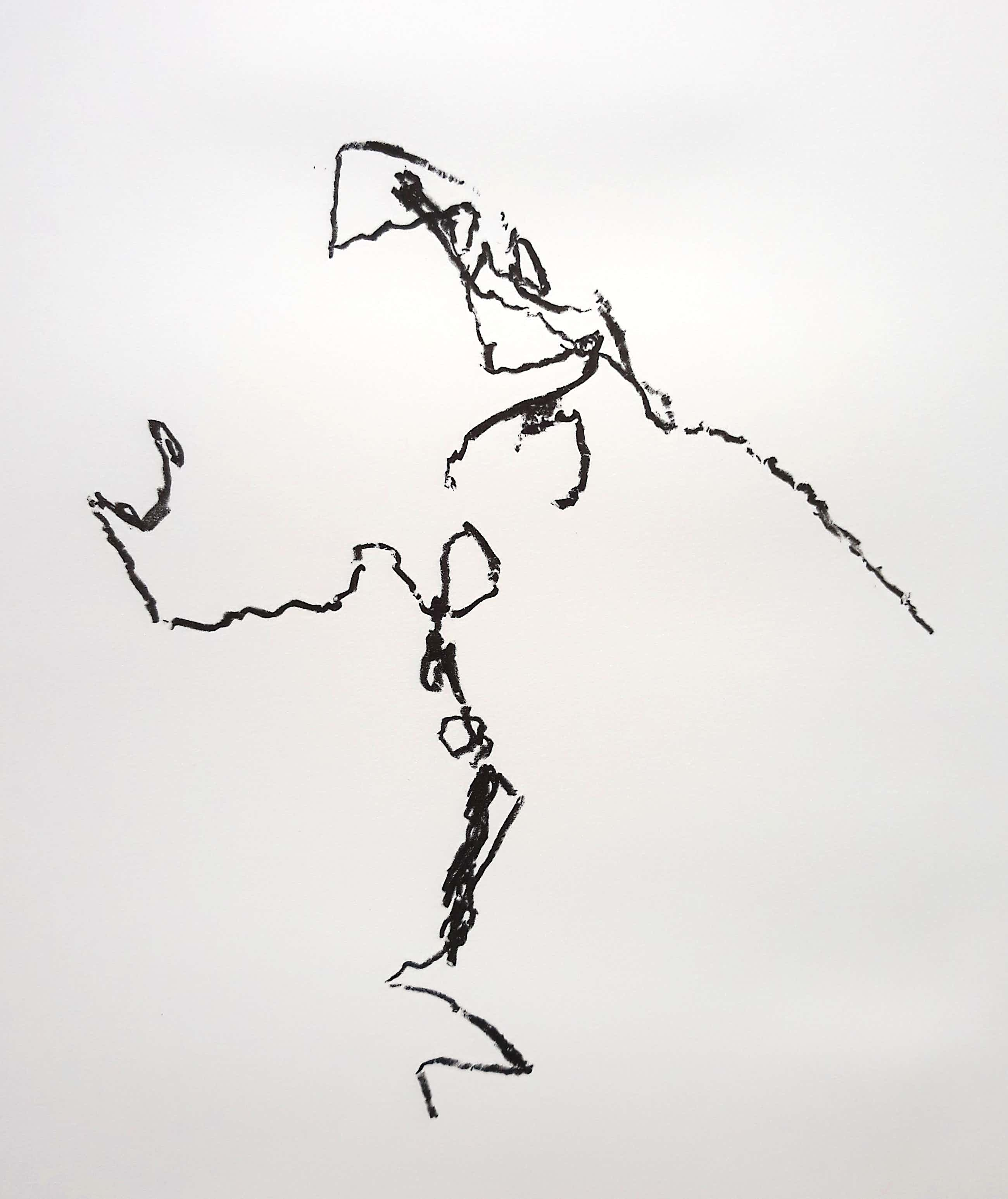 Armando - Abstracte compositie, litho kopen? Bied vanaf 150!