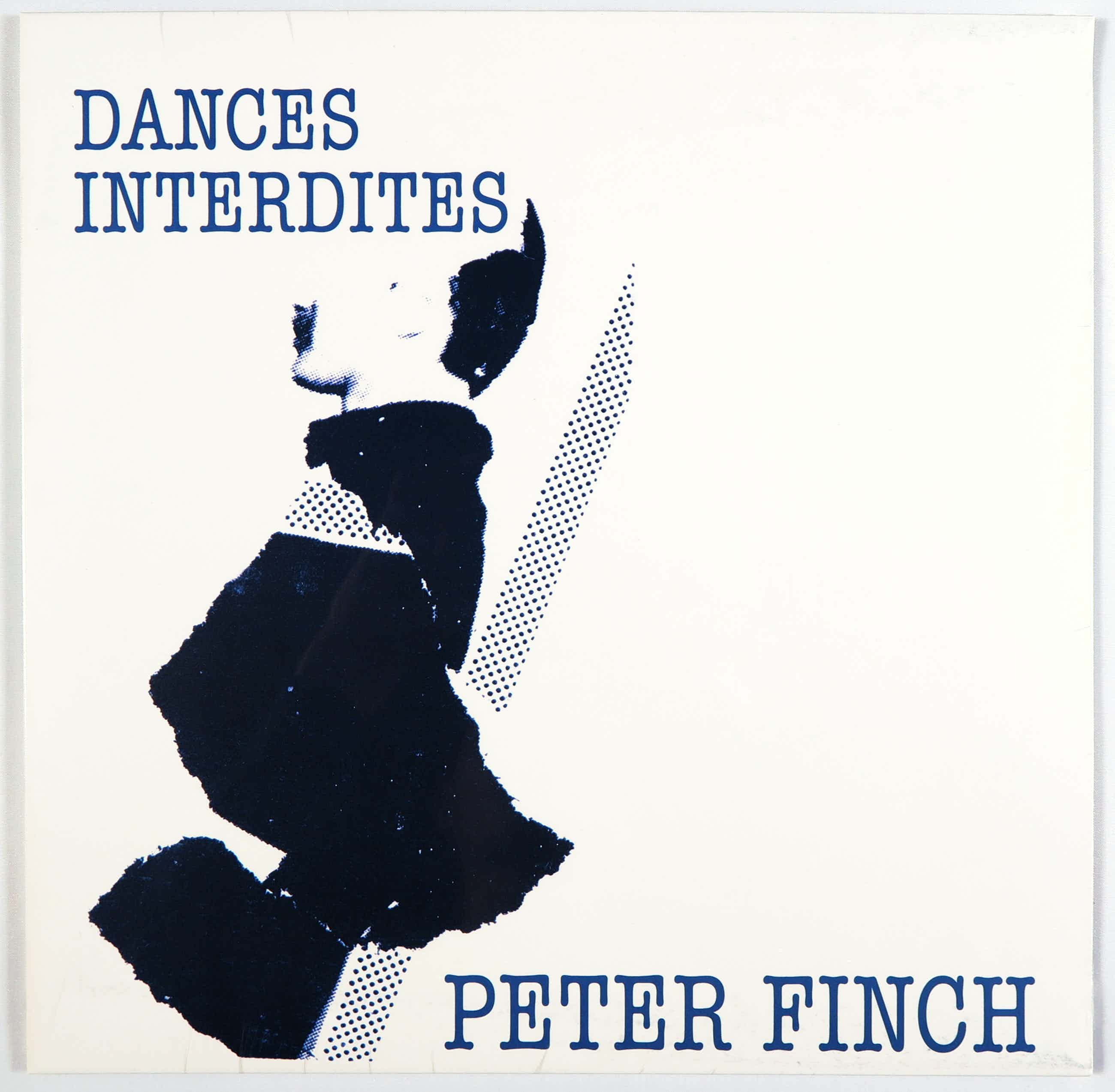 Peter Finch - Dances Interdites kopen? Bied vanaf 15!