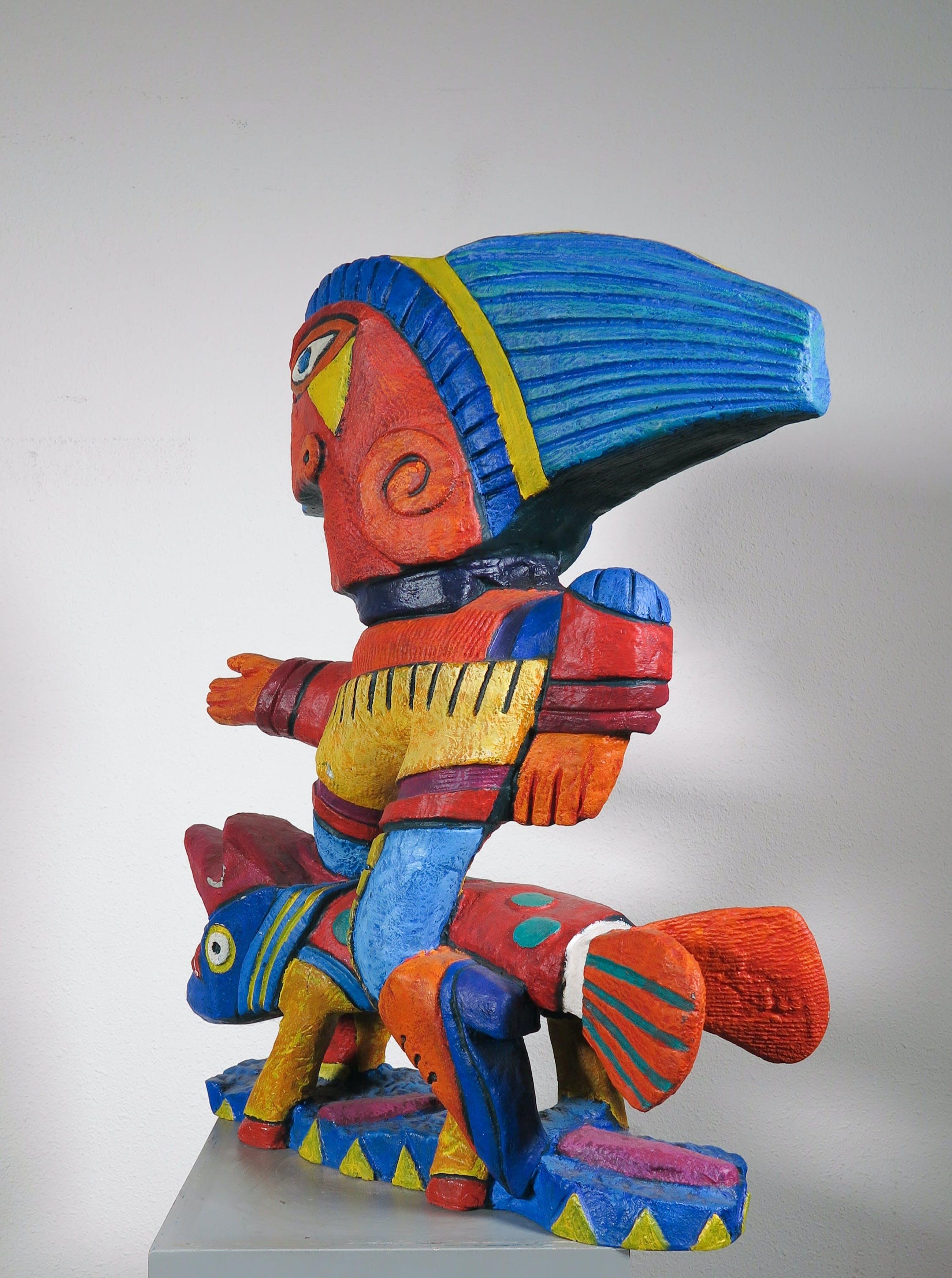 Clemens Briels - Groot sculptuur, Les dances Nicoises kopen? Bied vanaf 800!